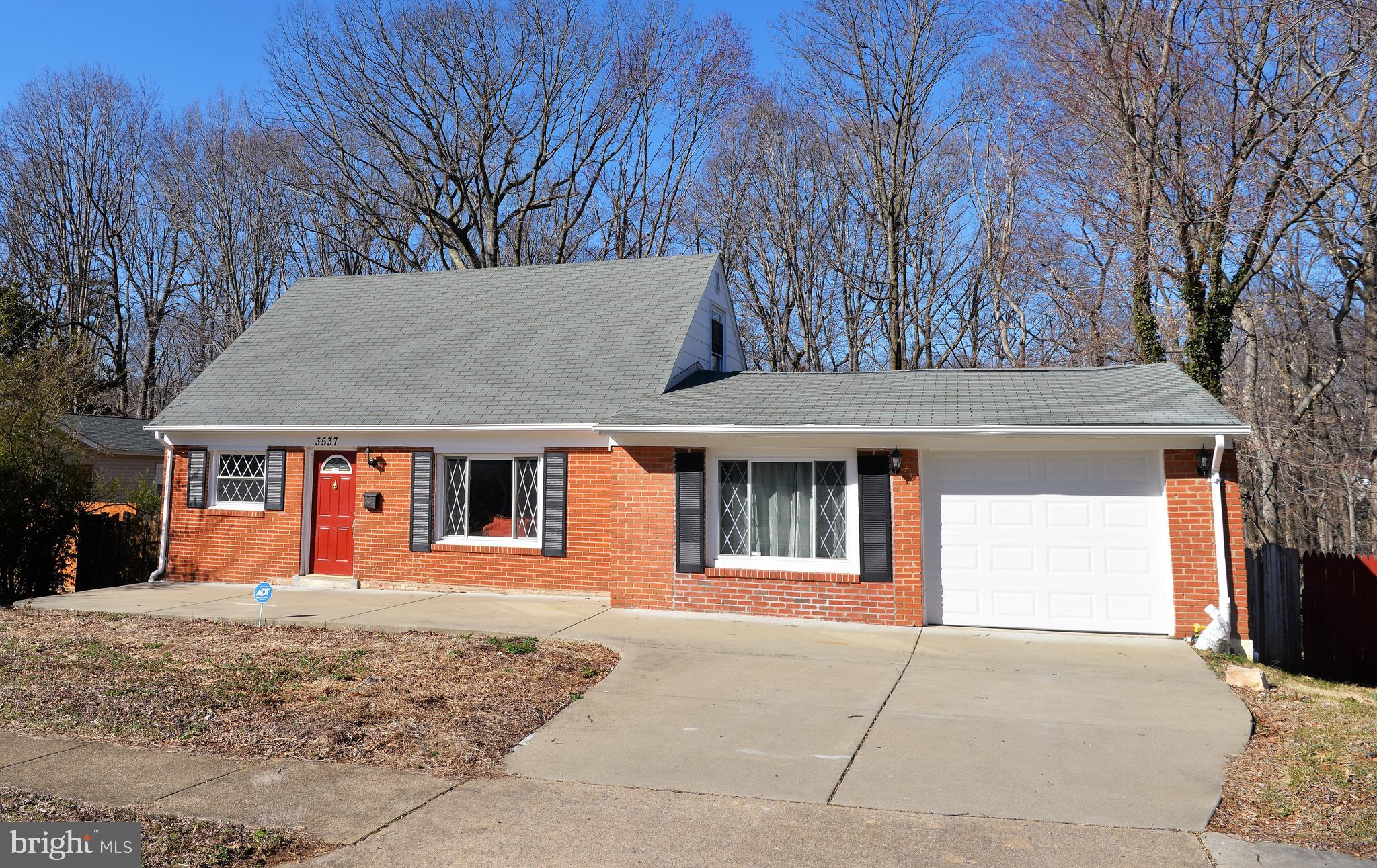 Great location ! open, spacious basement with bonus rooms and walk-out. 6BR, 3FB.Swimming pool in fenced yard with big shed.Garage with 2 driveways. Near 95 and shopping center. Open house Sunday 05/12/19  1:00PM TO 3:00PM