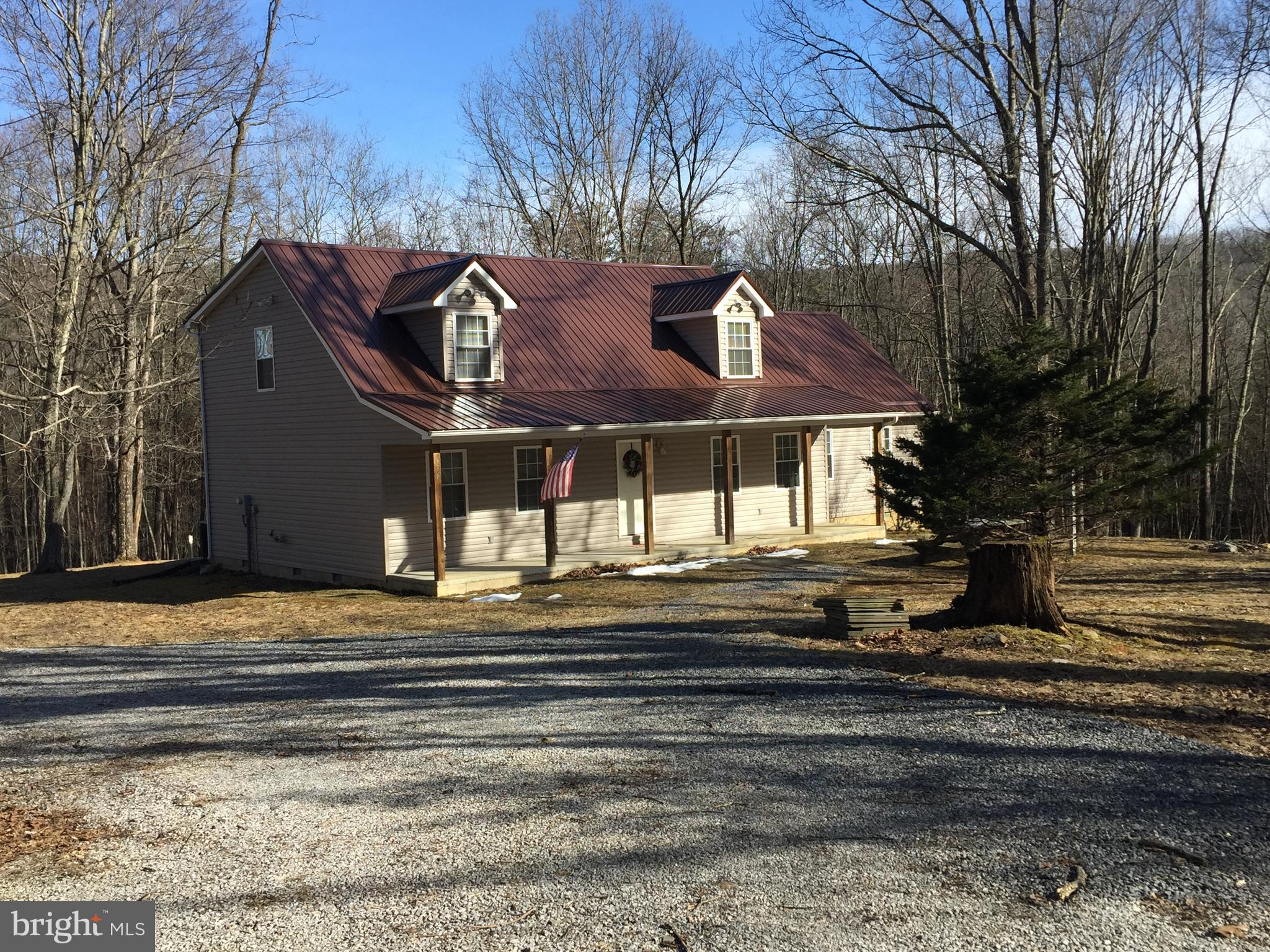 556 HIGHVIEW ROAD, LOST RIVER, WV 26810