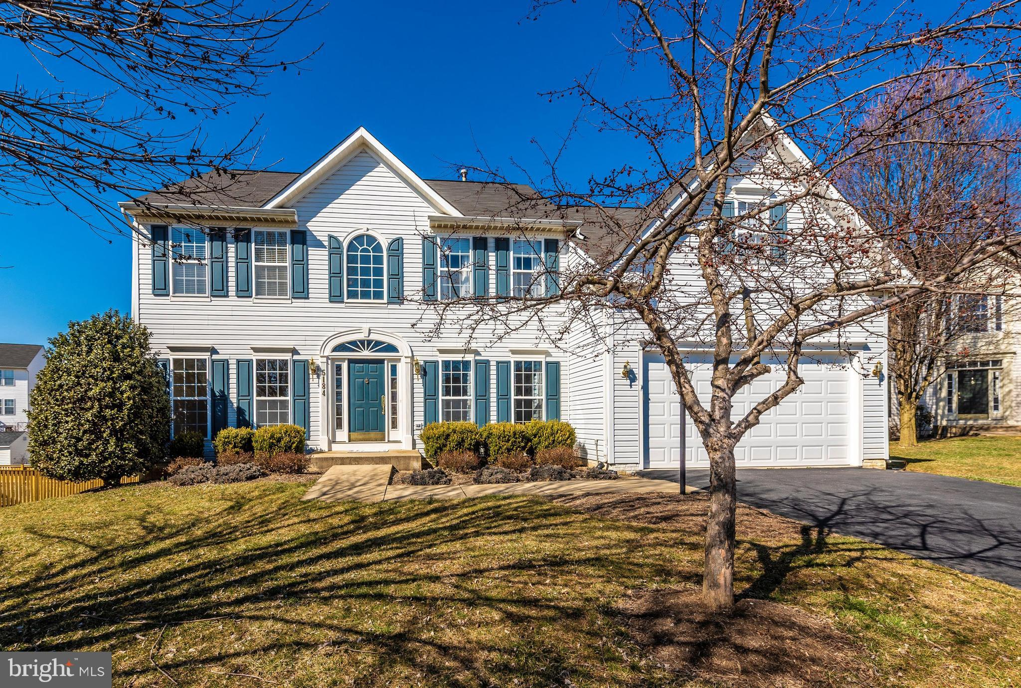 5184 BOSCOMBE COURT, FREDERICK, MD 21703