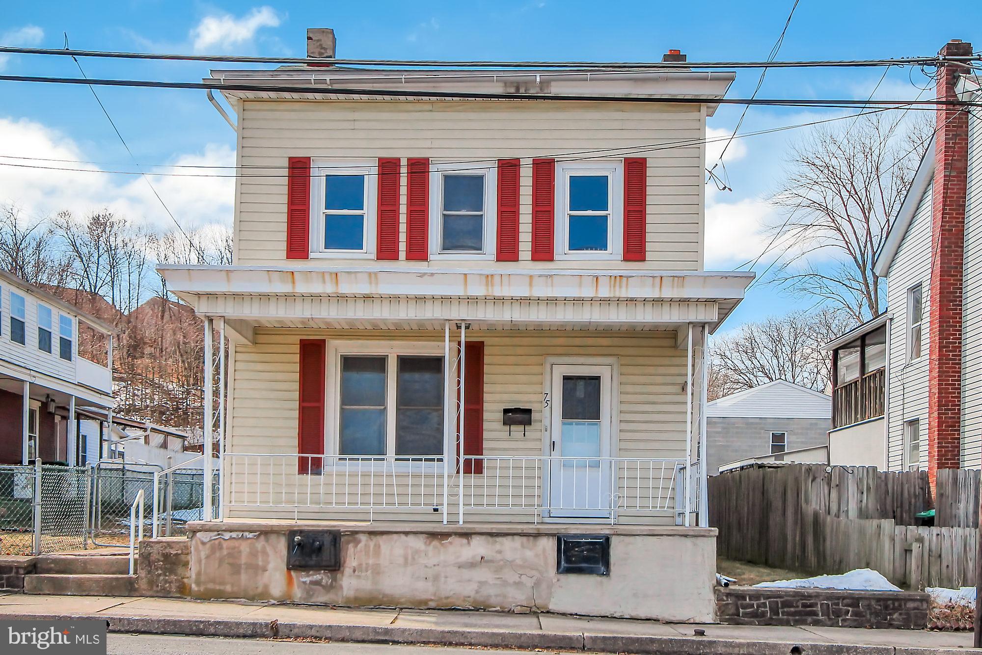 75 FRONT STREET, CRESSONA, PA 17929