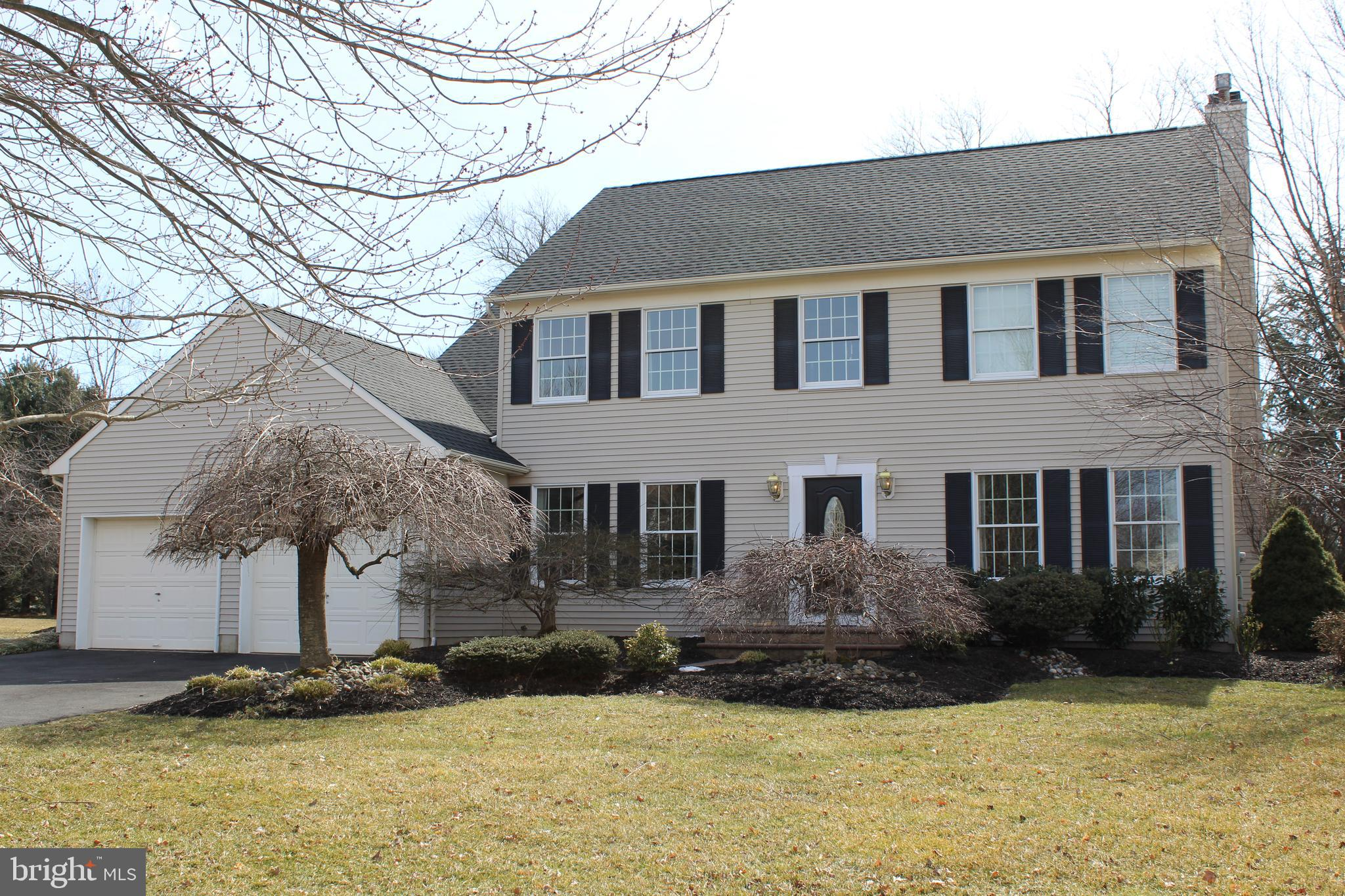 7 BARRINGTON DRIVE, PRINCETON JUNCTION, NJ 08550