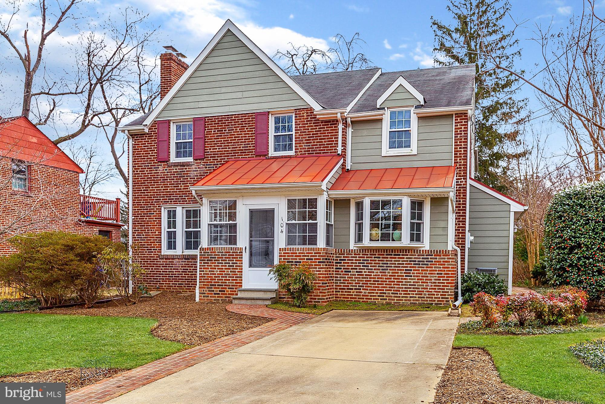 104 NORMANDY DRIVE, SILVER SPRING, MD 20901