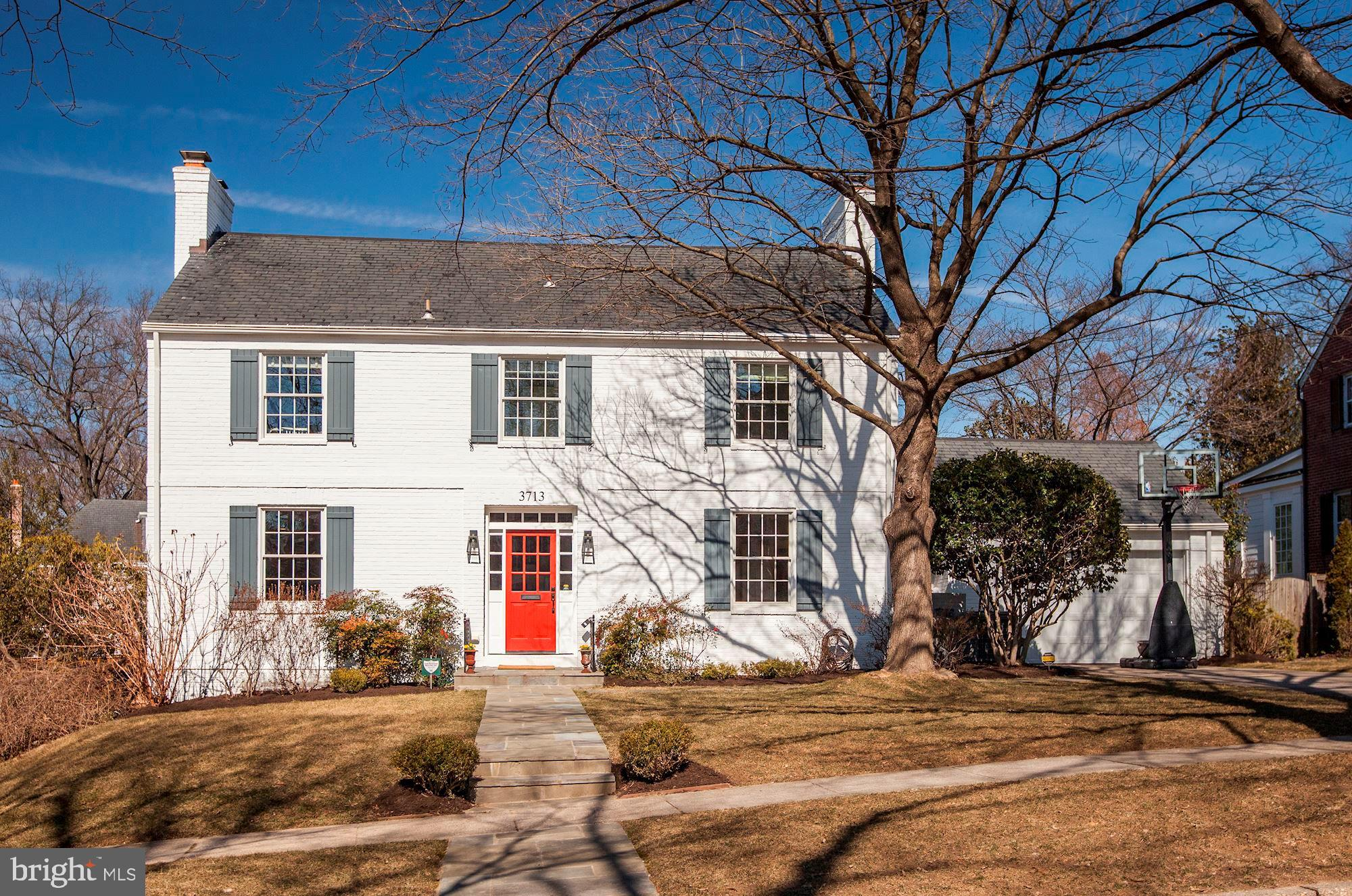 3713 LELAND STREET, CHEVY CHASE, MD 20815