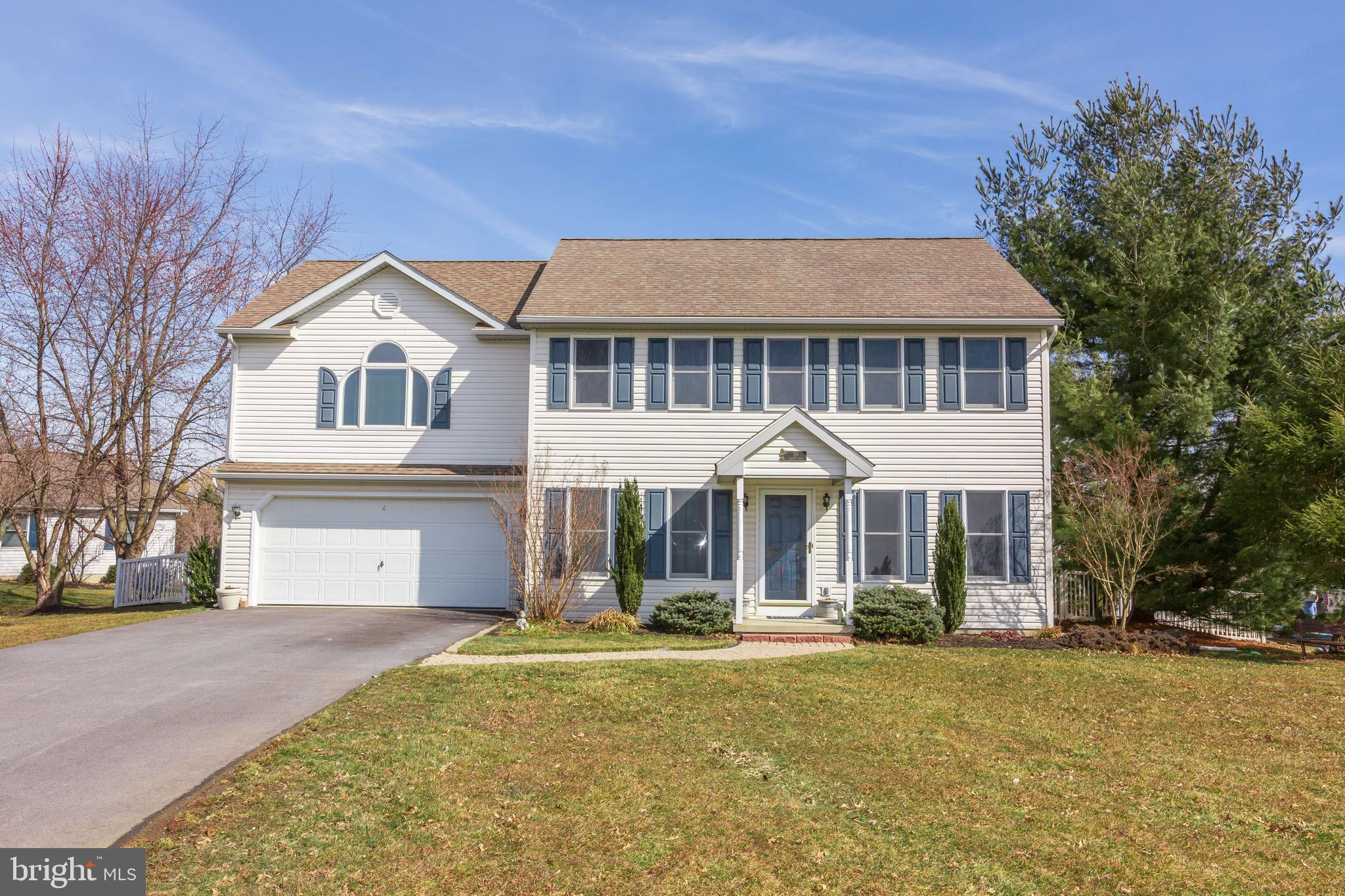 50 SCARLETT OAKS CIRCLE, HONEY BROOK, PA 19344