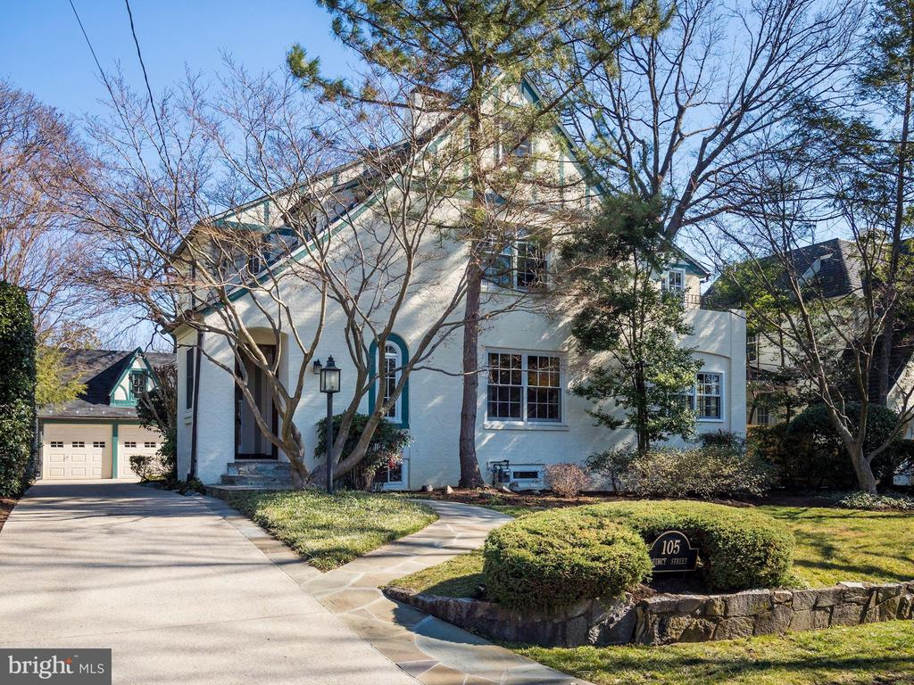 Super charming 5 br, 3.5 bath Tudor with detached 2 car garage/carriage house.  Beautifully renovated, updated and maintained in move-in ready condition.  This is a very special opportunity in an incredible location.  Do not miss out!  Open Sun 3/17 1-4. .