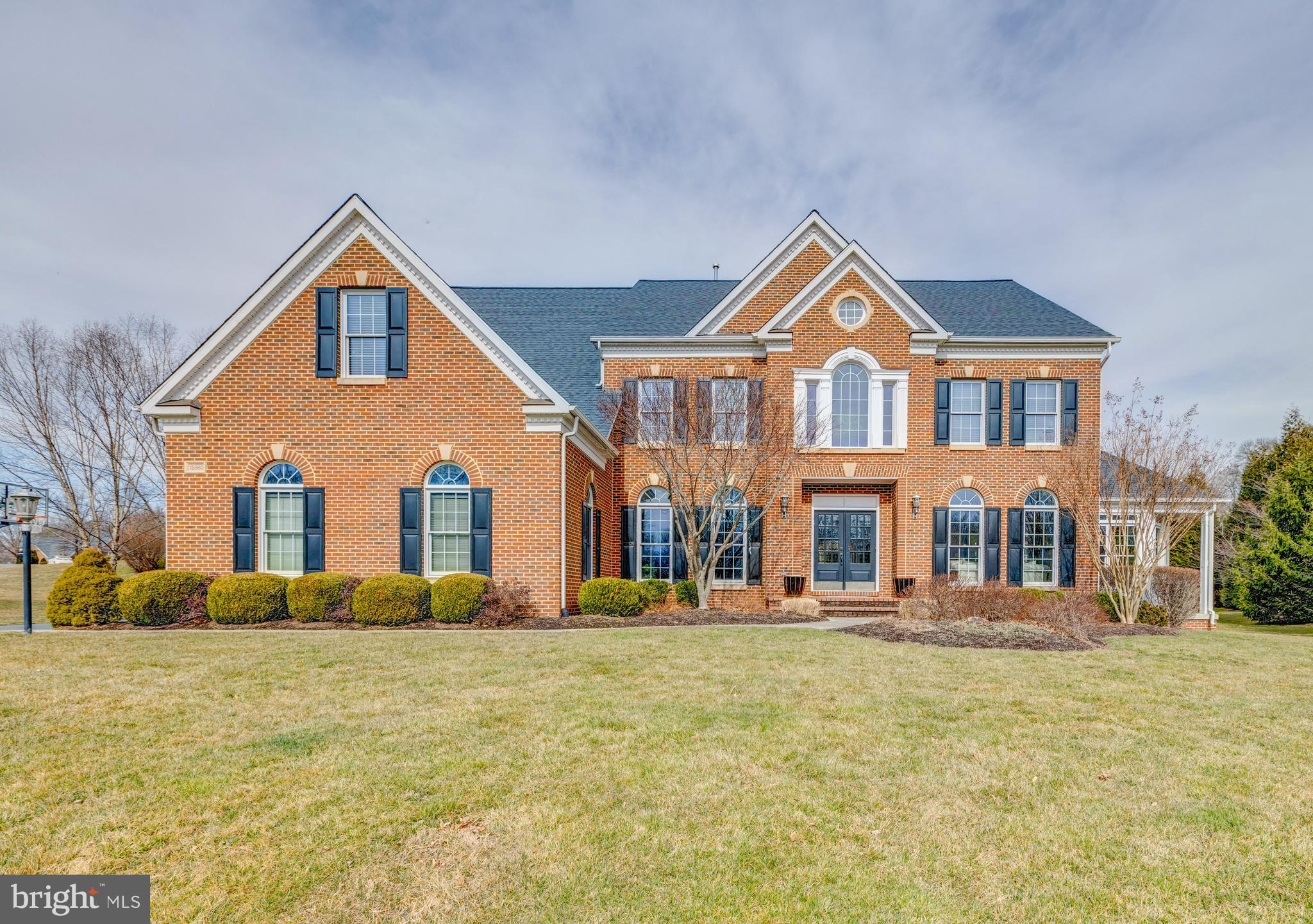 Welcome to this stunning 4BR, 4.5BA, 3 Car garage home in Oak Hill Reserve in the Oakton HS triangle.  Approximately 7,000 Sq. Ft of casual elegance and light-filled living space. Savor cooking in a well-appointed chef~s kitchen with large island, ss appliances, walk-in pantry & large eat-in breakfast area surrounded by windows.  Enjoy the spacious master bedroom with 2 large master closets and oversized soaking tub. Entertain to your heart's content with stone framed wine room, custom stone bar, range, sink, and mini-fridge.  The lower level also boasts beautiful Brazilian cherry hardwood floors and plenty of space for a workout room, extra-large playroom and full bath. The exterior has a maintenance free deck partially covered off the back of the home. House upgrades include 9~ ceilings main and 2nd level, 6 sets of ceiling speakers, several built-ins throughout, exterior landscape irrigation & double staircases. Recent upgrades: 3 HVAC~s replaced w/in 18 mo., roof replaced Feb. 2019, interior freshly painted throughout & carpet replaced Jan. 2019.