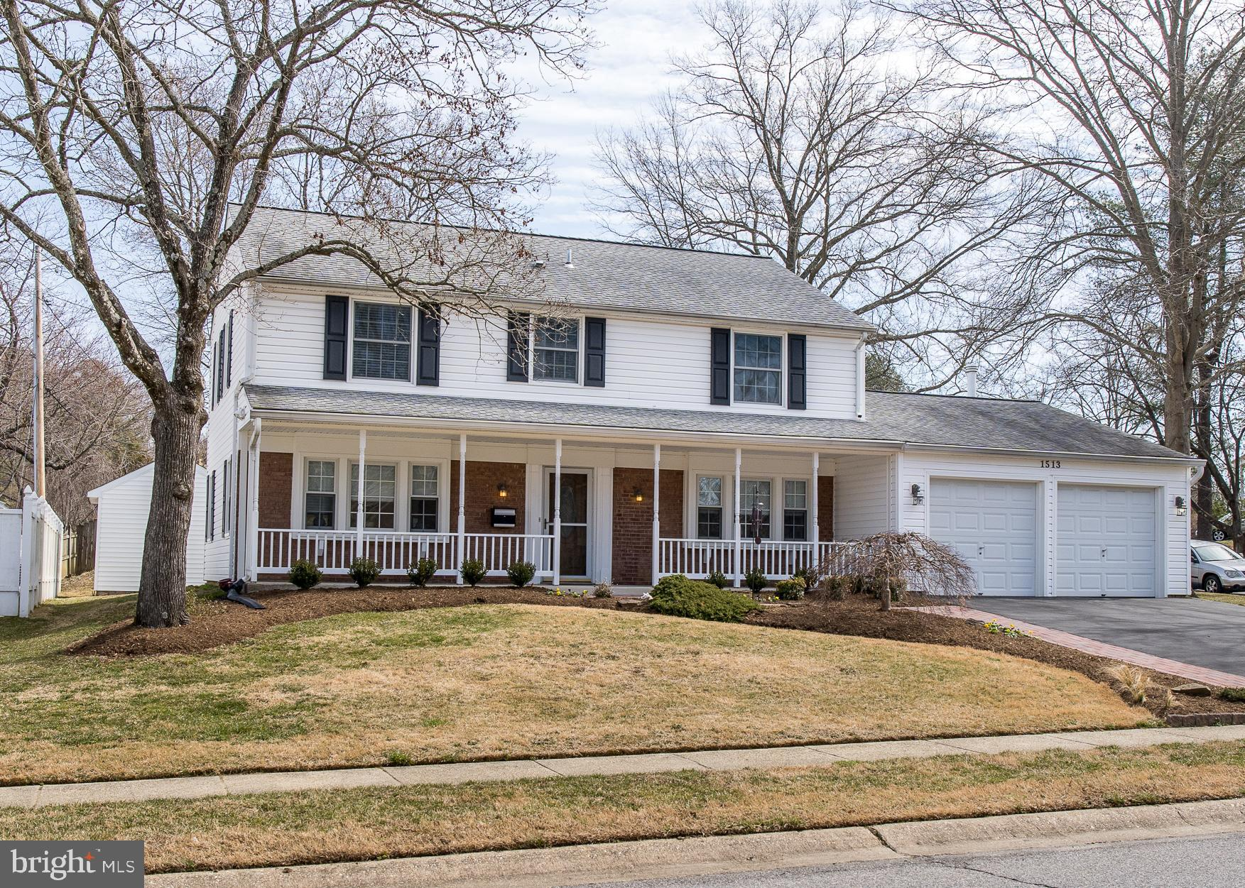 1513 PERRELL LANE, BOWIE, MD 20716