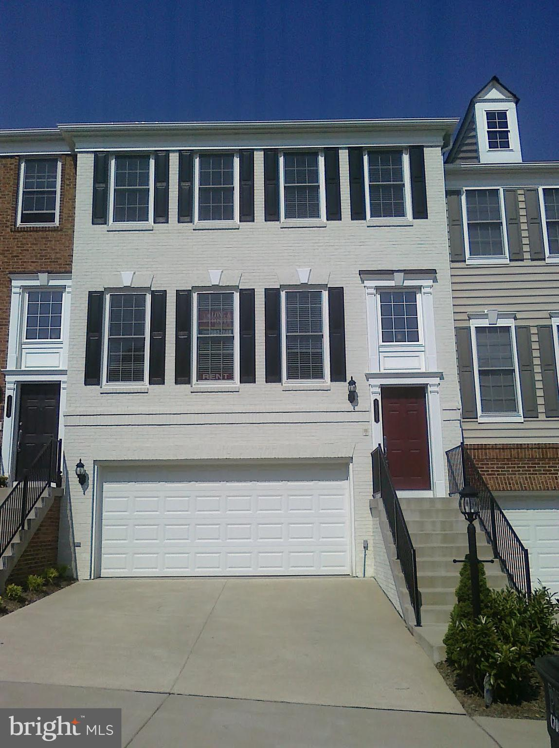 Amazing 4 bed, 3.5 bath, 3 level town home in highly sought after Potomac Club community. Over 2100 sq ft. Hardwood floors on main level, gas fireplace in family room. Bump outs on all 3 levels. Backs to trees. Large master suite. Master bath with seperate tub and shower. Laundry on bedroom level. Walk out lower level right off 2 car garage with high ceilings. Nice size 4th bedroom and full bath. Directly across from Wegmans and Stonebridge town center. Very close to the Potomac Mills Mall, Costco, Walmart, BJs, Sentera Hospital, the VRE station, I95 and Rt. 1. Gated community, with fantastic amenities - indoor pool, outdoor pool, tot lots, fitness center, club house room, business center, and rock climbing wall.