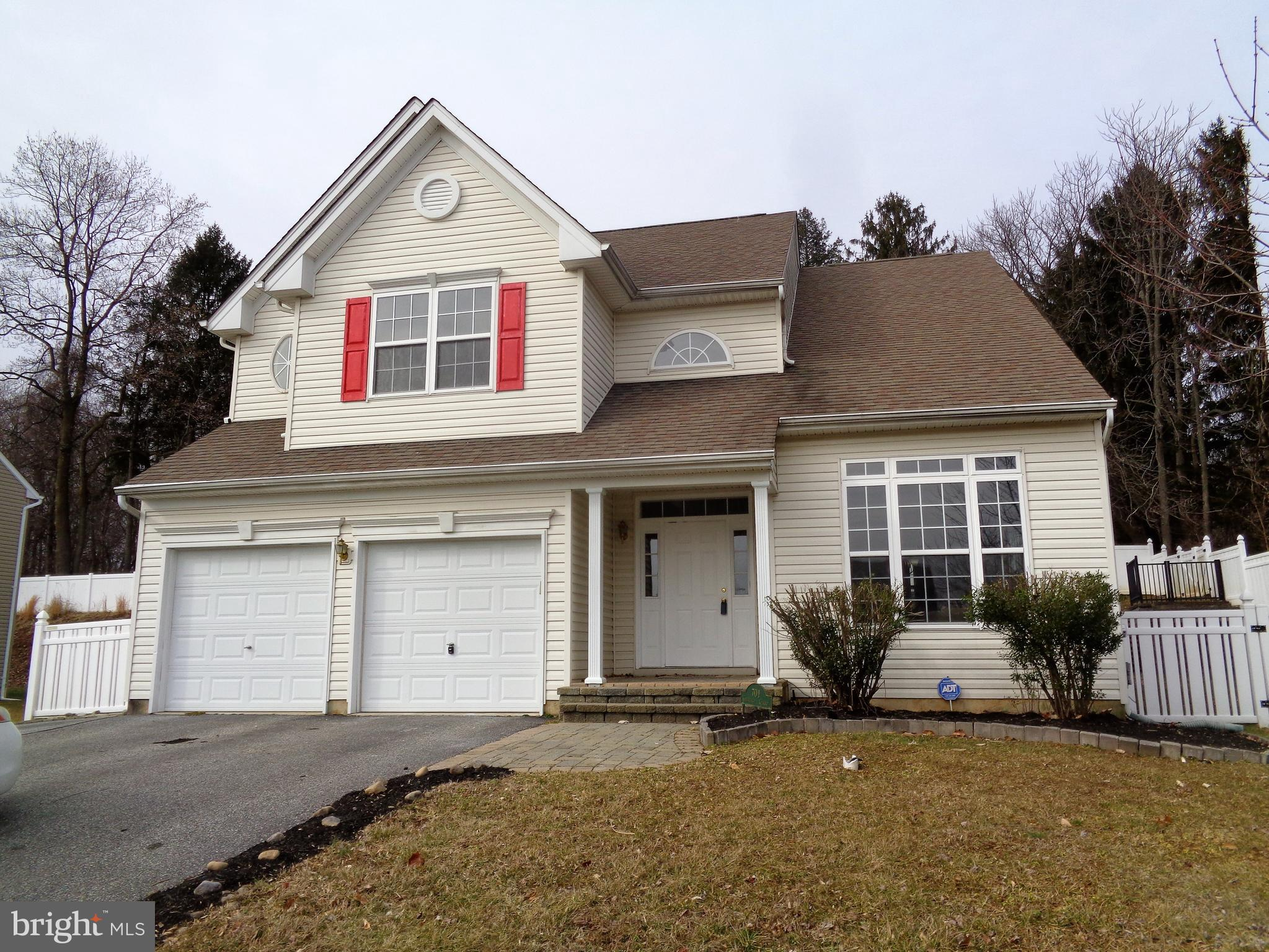 701 CARRIAGE CIRCLE, ASTON, PA 19014
