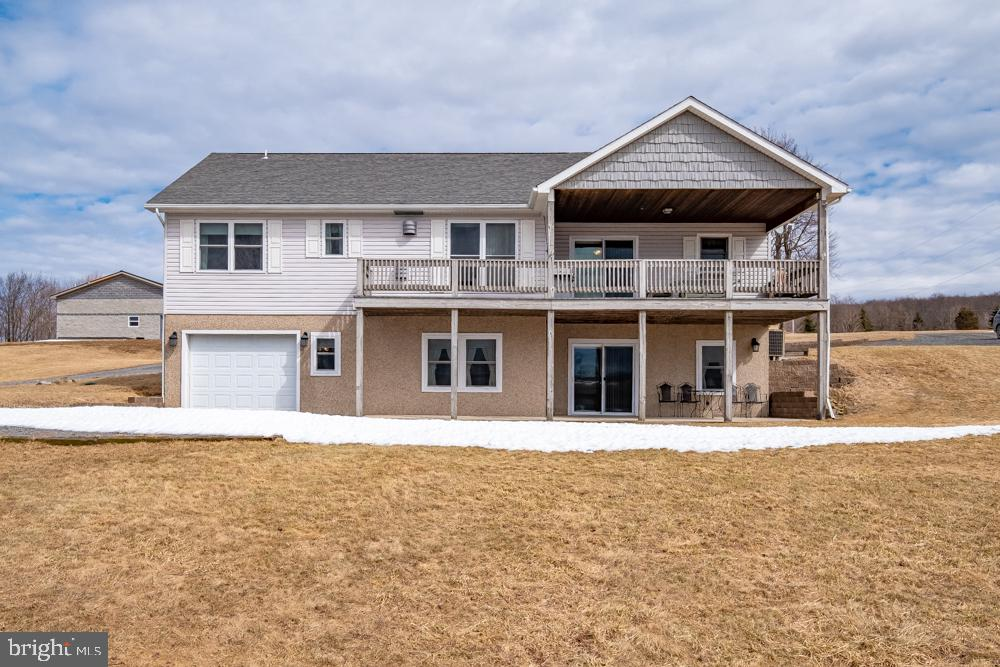 55 MOUNTAIN LAKE DRIVE, MOUNT STORM, WV 26739