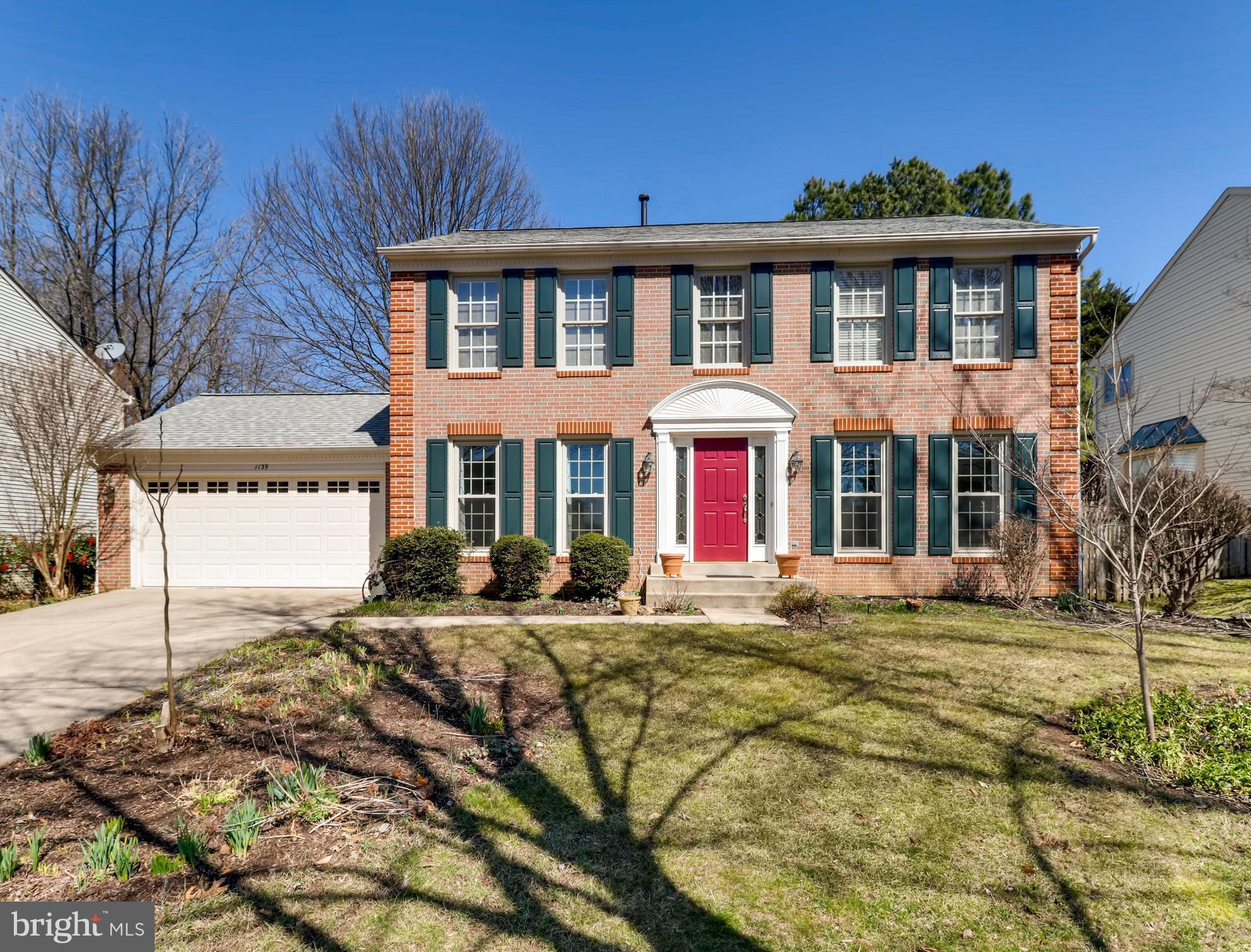 1139 CHARING CROSS DRIVE, CROFTON, MD 21114