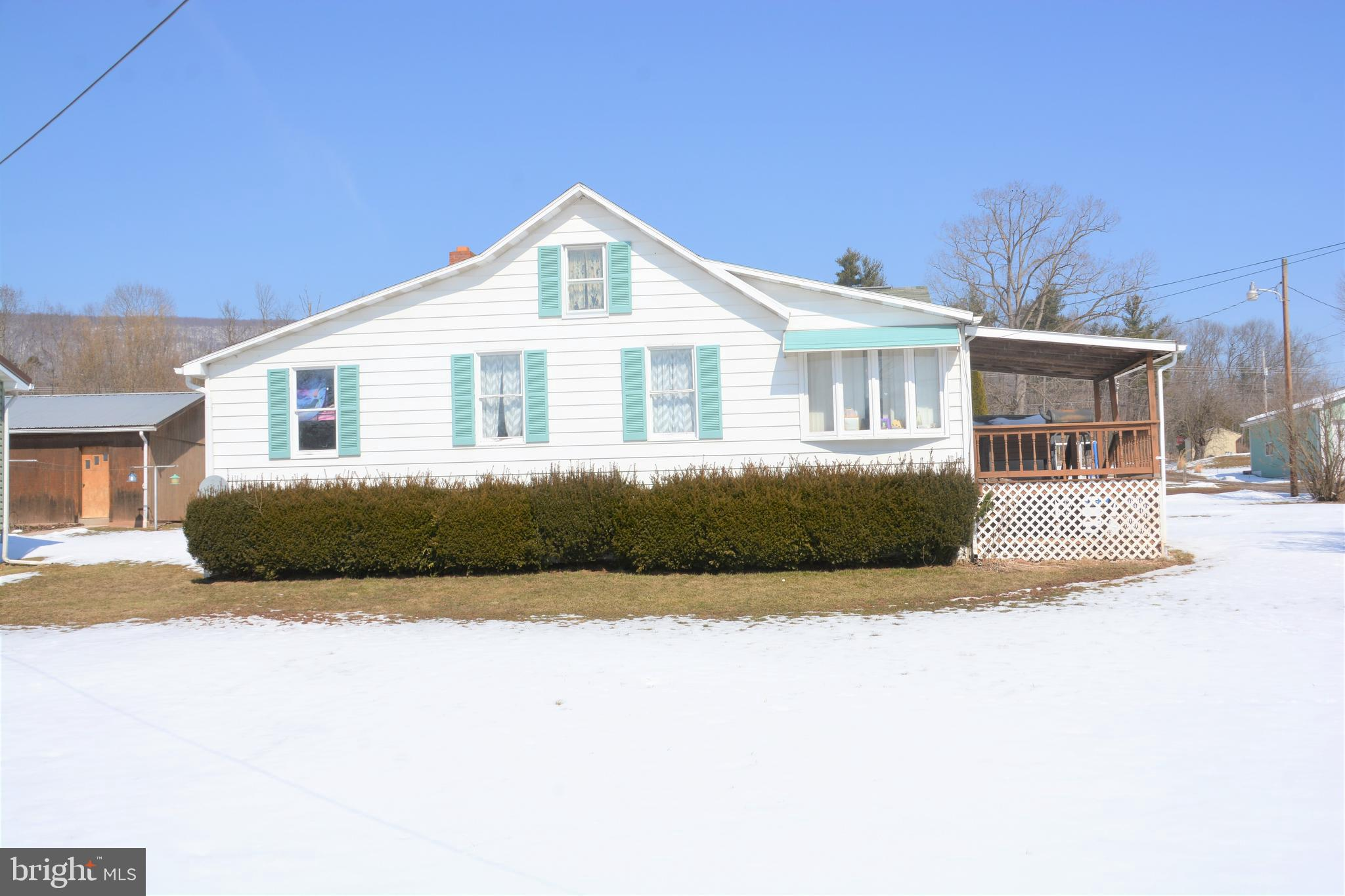 475 TANNERY ROAD W, WELLS TANNERY, PA 16691