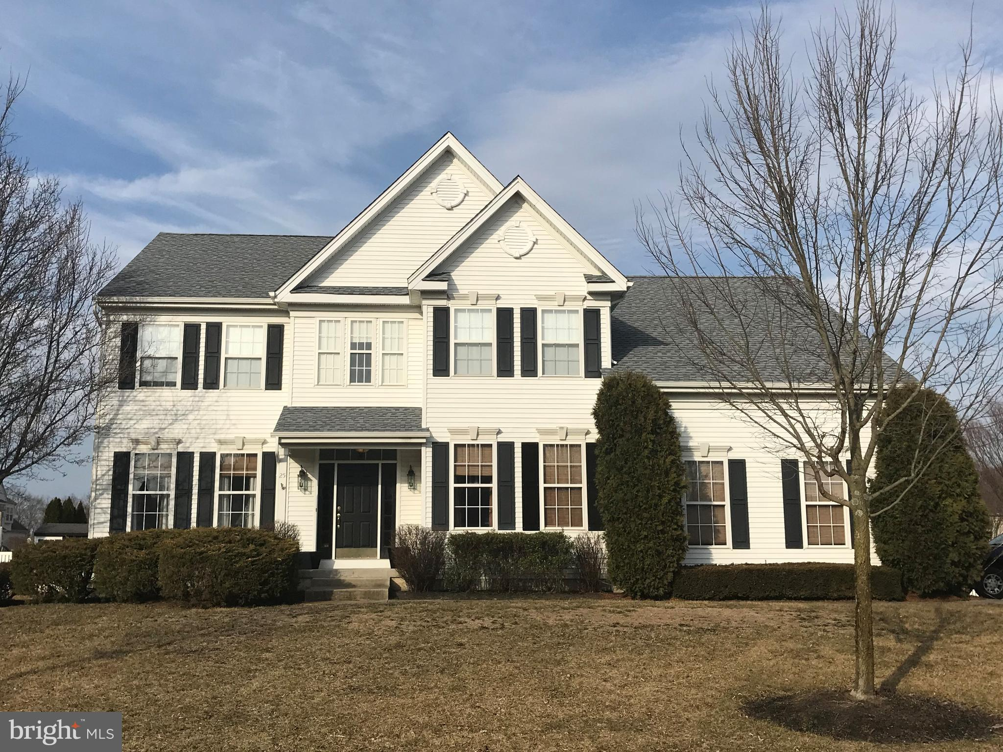 25 THISTLE LANE, LUMBERTON, NJ 08048