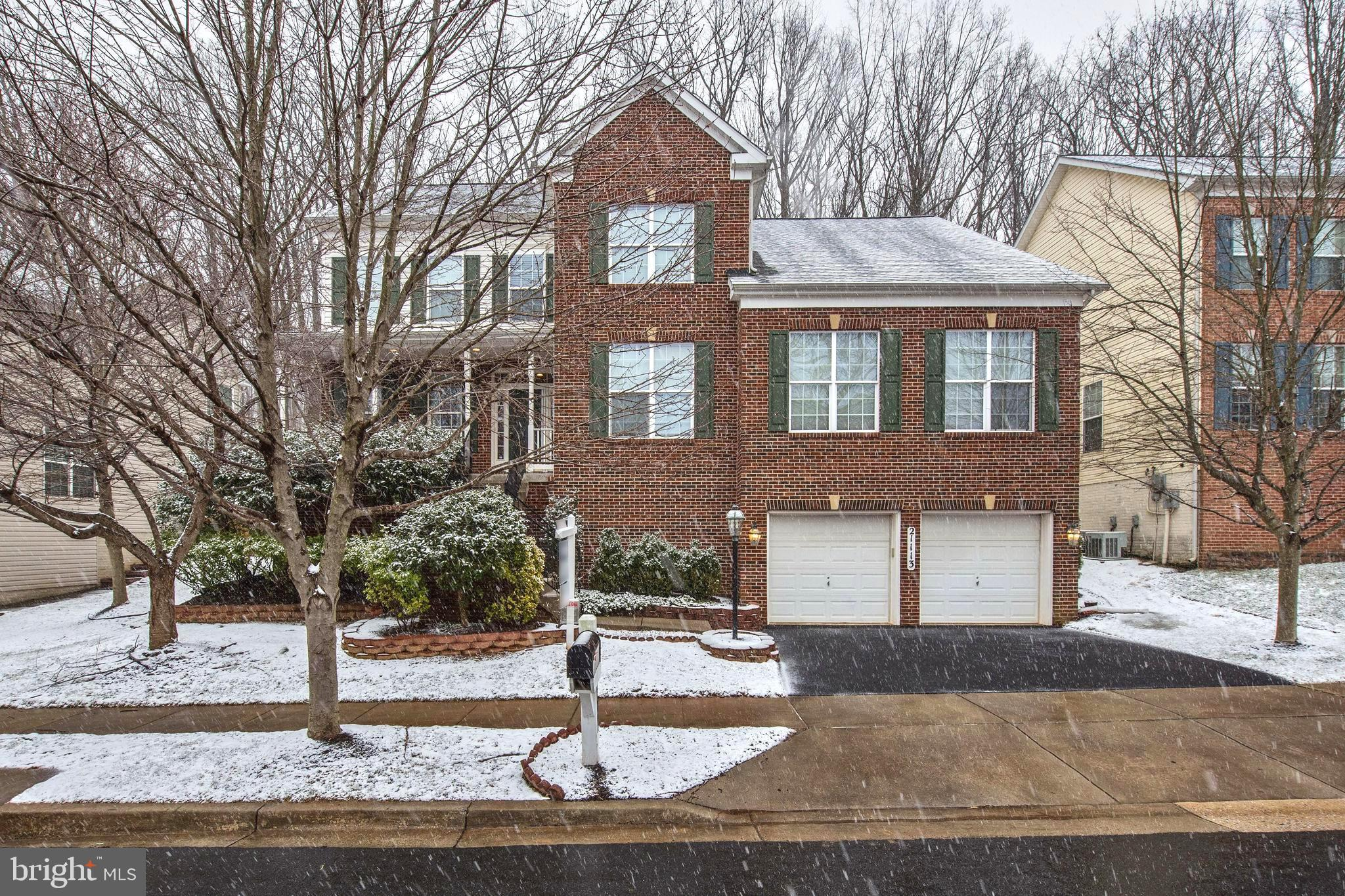 21113 HICKORY FOREST WAY, GERMANTOWN, MD 20876