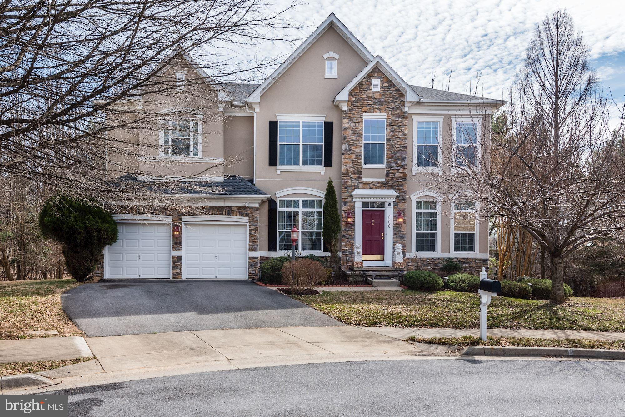 606 AUTUMN WIND WAY, ROCKVILLE, MD 20850