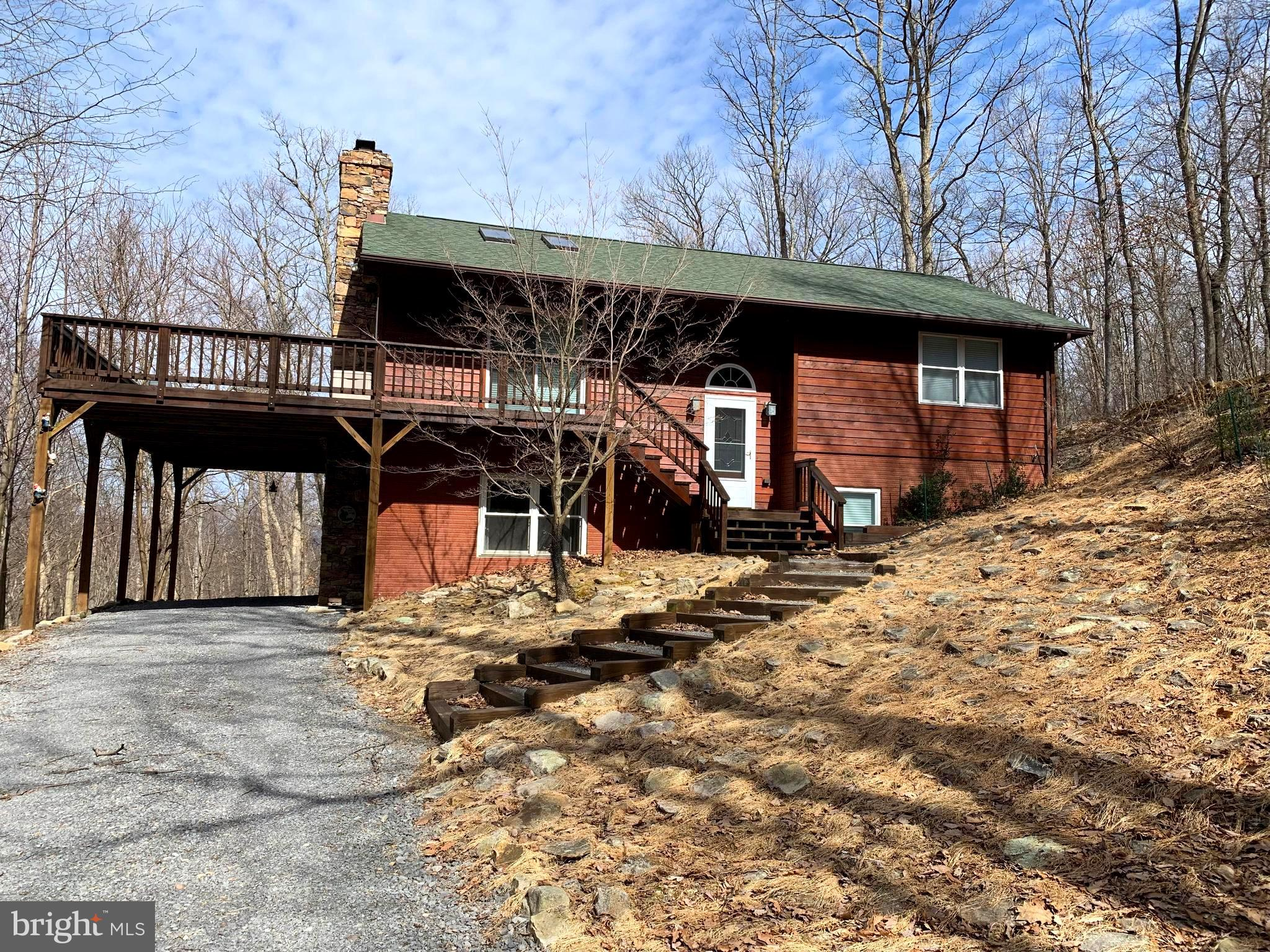RED MAPLE DRIVE, BAKER, WV 26801