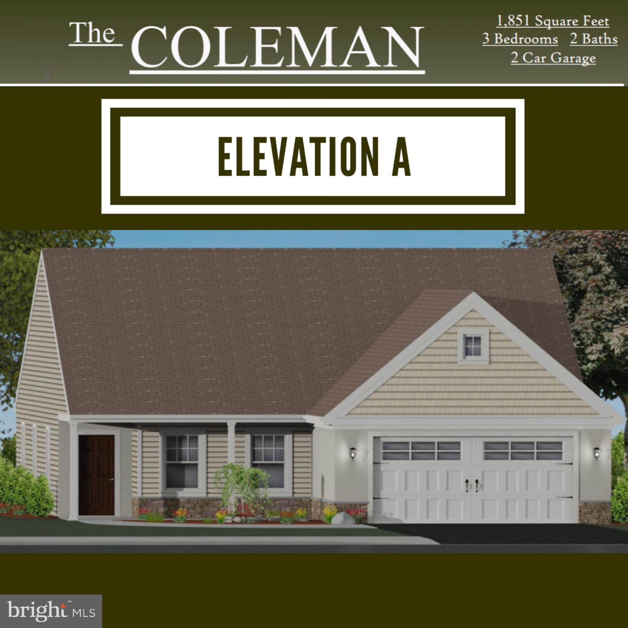 0 THE COLEMAN - ALDEN HOMES AT MOUNTAIN MEADOWS, MYERSTOWN, PA 17067