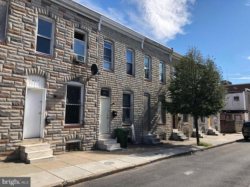 Just renovated 3 bedrooms 1 bath room. Owner accept section 8. Close to Hopkins. Ready to move in. Ask about our rent to own option.$500 Dollars credit toward the rent with one year lease.