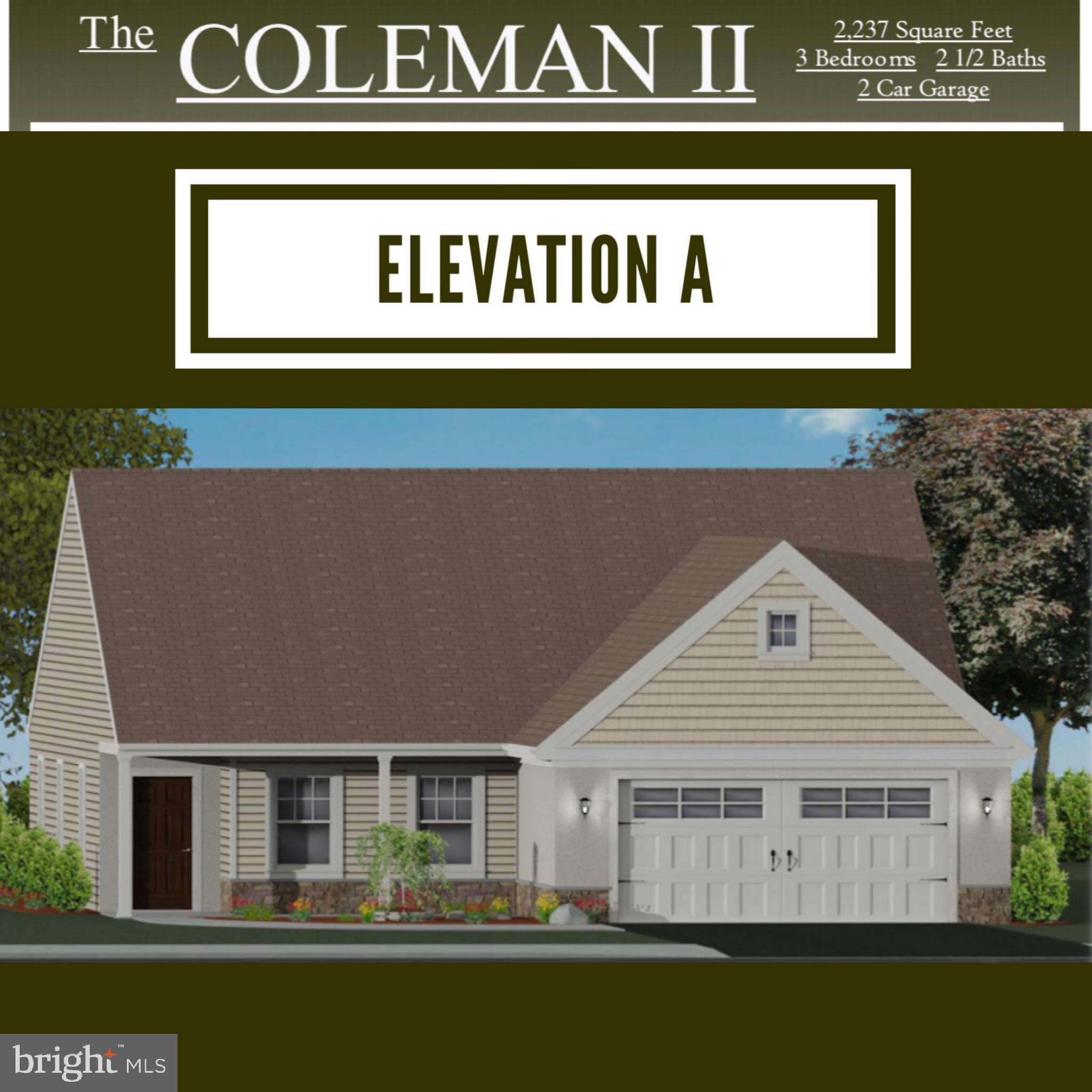 0 THE COLEMAN 2 - ALDEN HOMES AT MOUNTAIN MEADOWS, MYERSTOWN, PA 17067