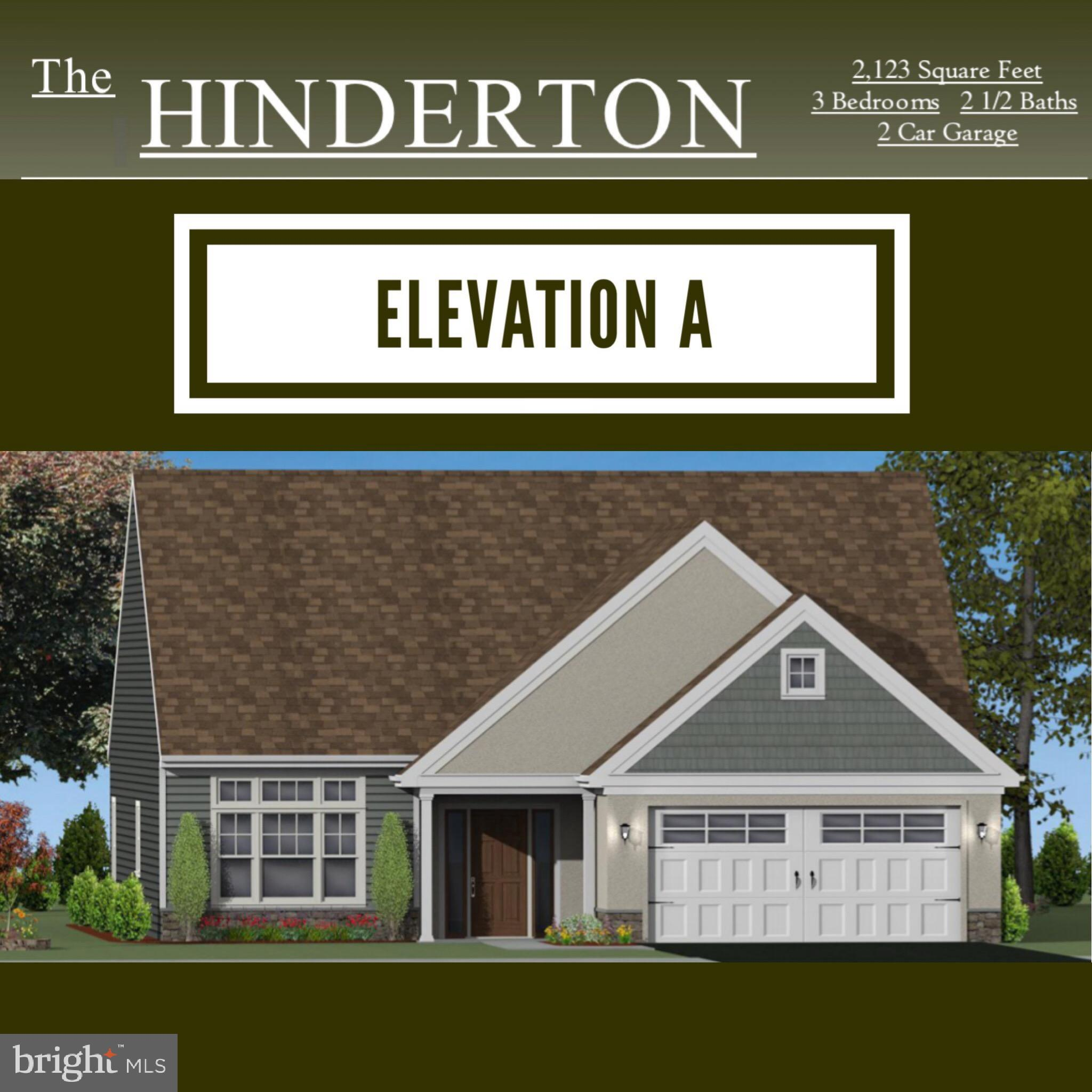 0 THE HINDERTON - ALDEN HOMES AT MOUNTAIN MEADOWS, MYERSTOWN, PA 17067
