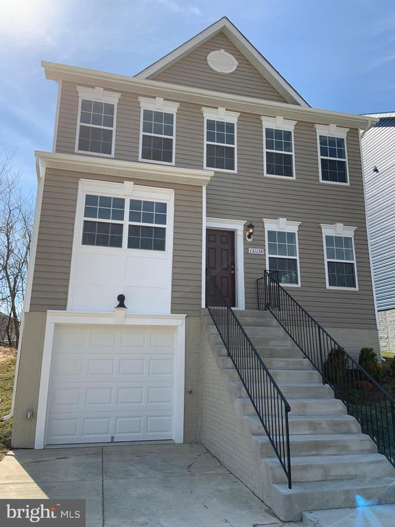Beautiful NEW construction large home close to Old Town Bowie - 10 year limited warranty. Open Floor plan kitchen and large master suite with two closets. Large finished basement. Must see this beauty. Finishing touches show luxury and quality construction.