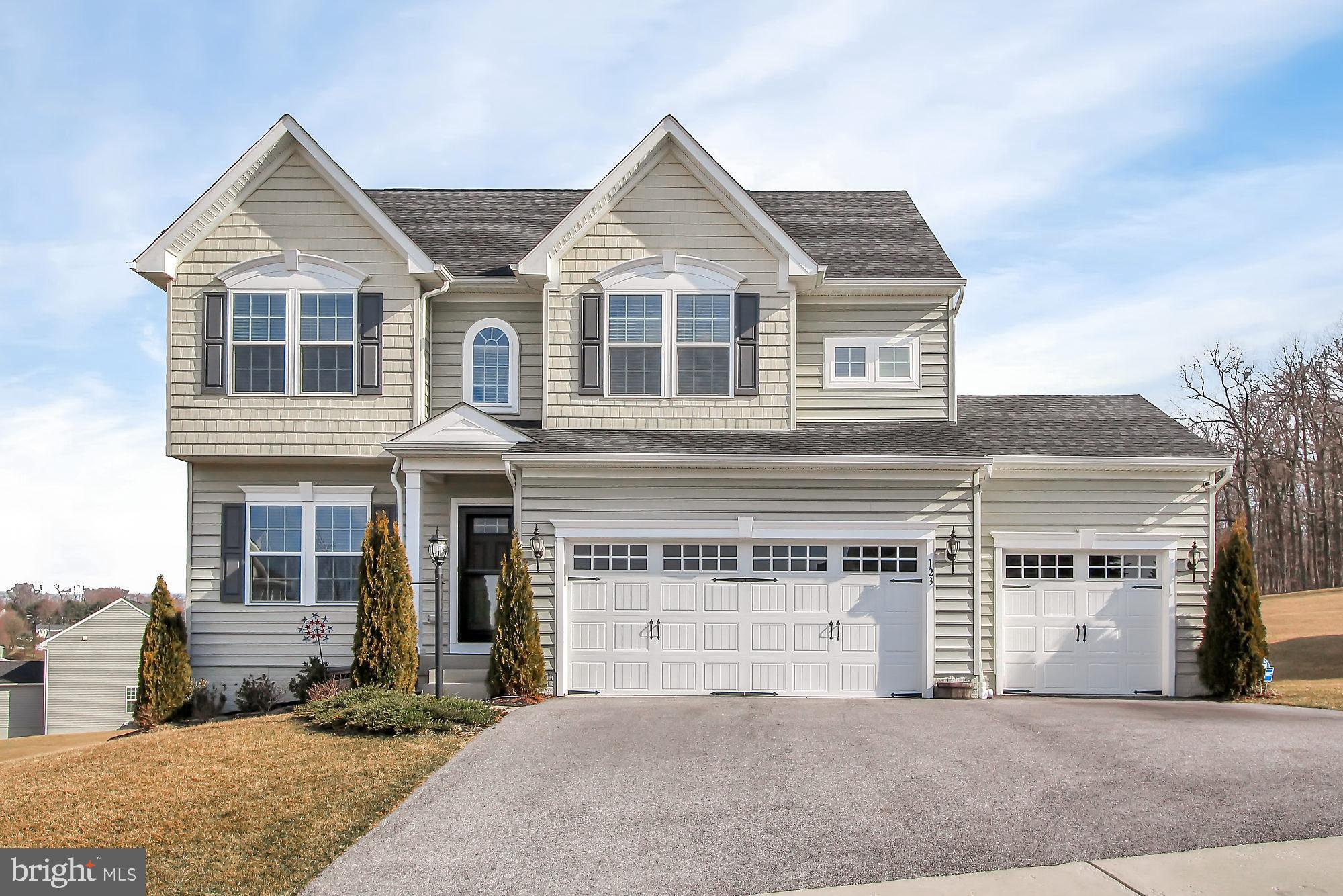123 GLENRAY COURT, NEW FREEDOM, PA 17349
