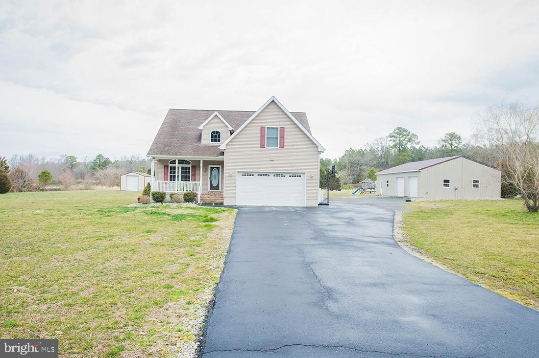 6313 PUBLIC LANDING ROAD, SNOW HILL, MD 21863