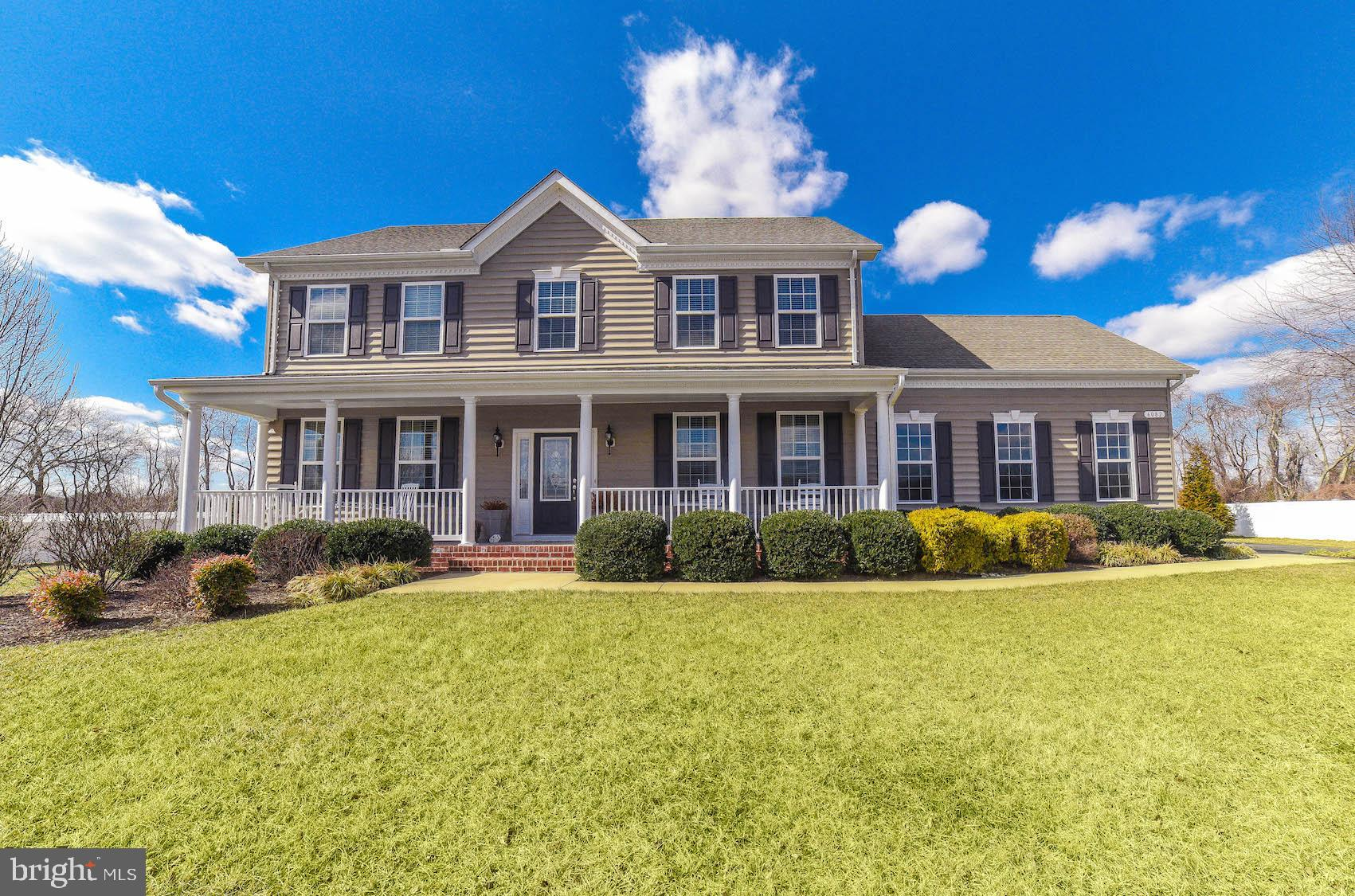 6082 OLD AIRPARK LANE, OWINGS, MD 20736
