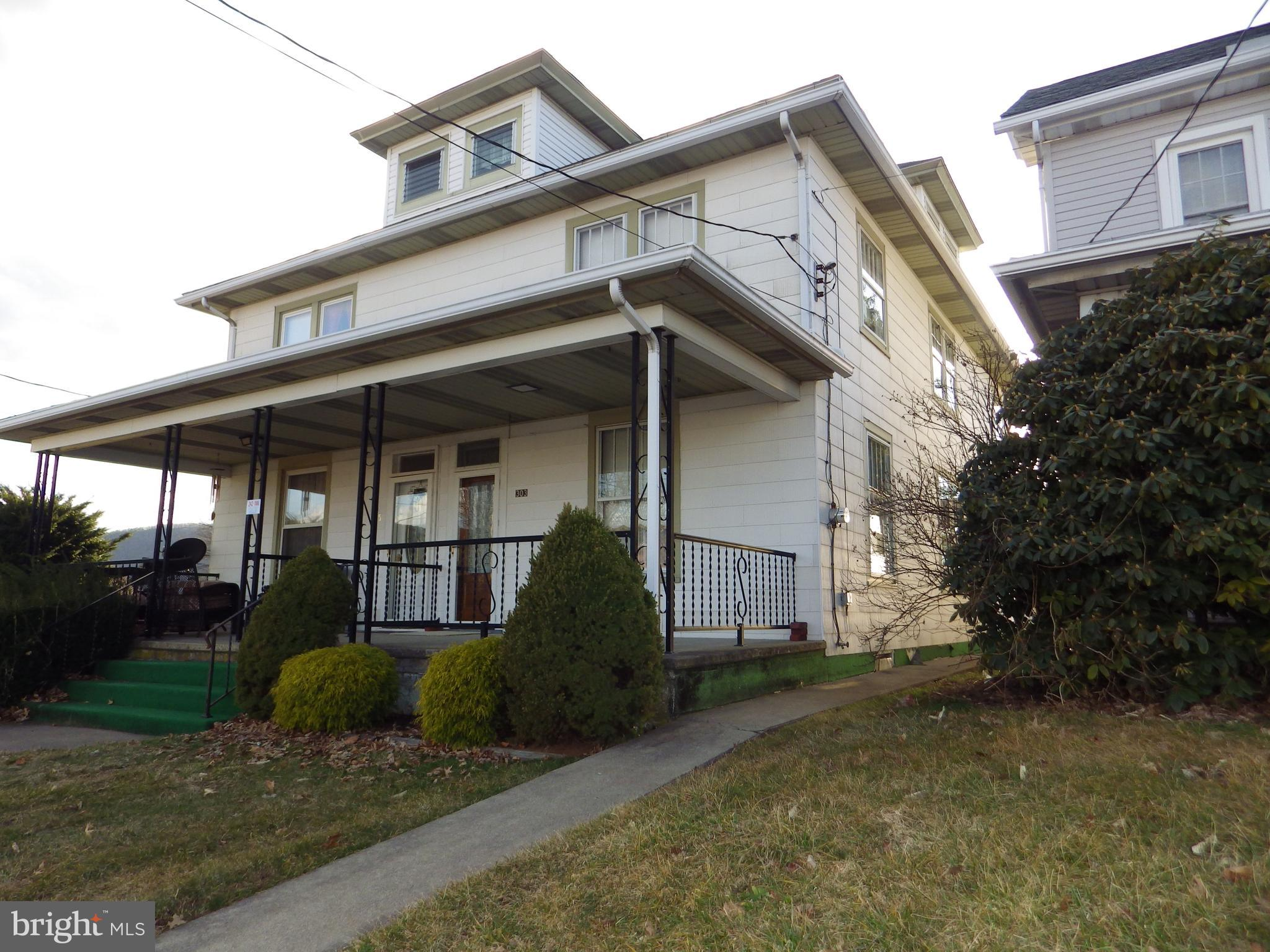 303 GAP STREET, VALLEY VIEW, PA 17983