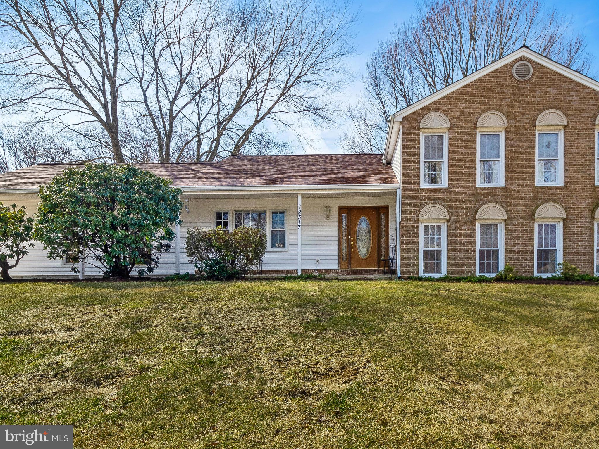 2317 BLUE VALLEY DRIVE, SILVER SPRING, MD 20904
