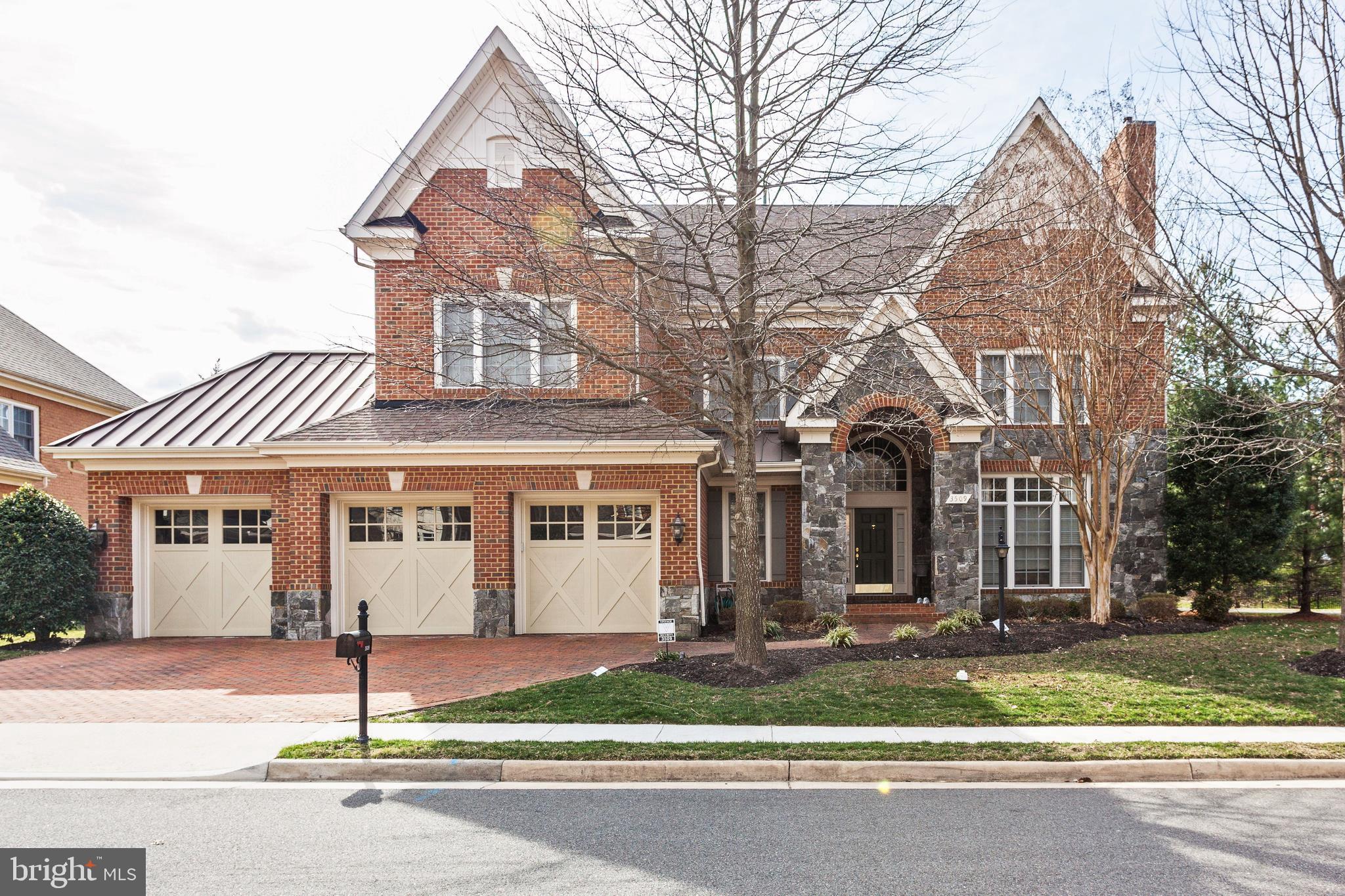 3509 SCHUERMAN HOUSE DRIVE, FAIRFAX, VA 22031