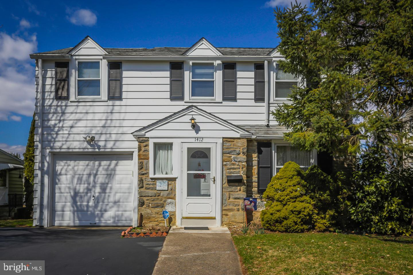 1412 Leedom Road Havertown, PA 19083