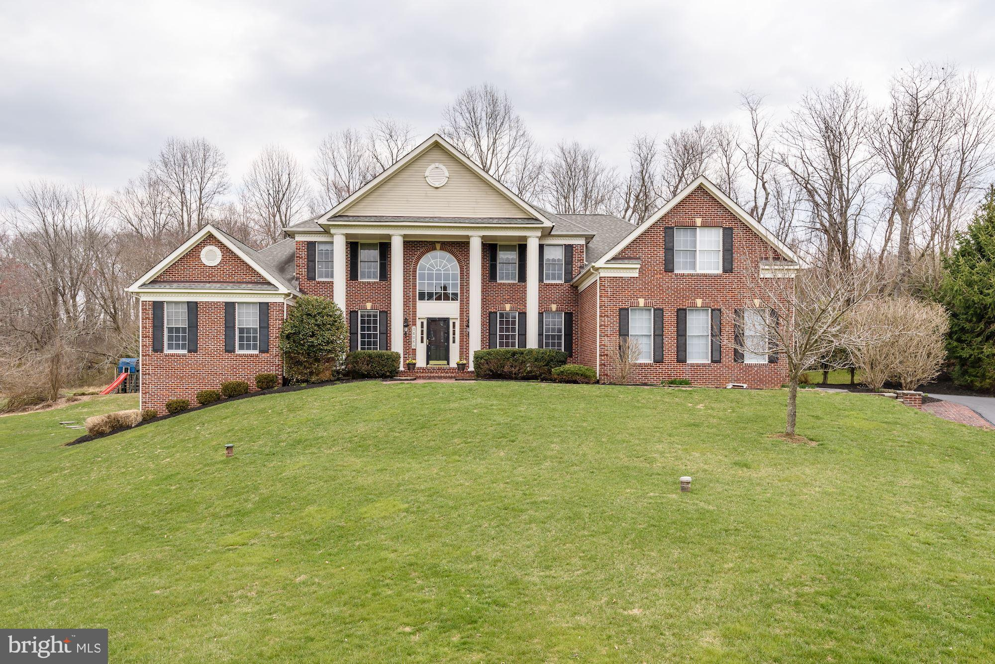 14069 BIG BRANCH DRIVE, DAYTON, MD 21036