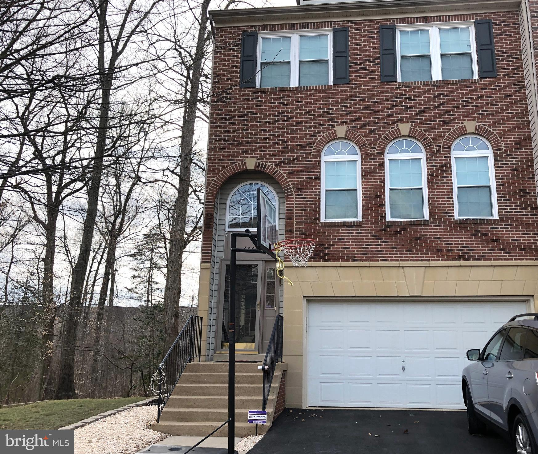 Home sold before photos could be taken. Open floor plan with kitchen bump out and sitting area. MBR has balcony overlooking woods. Legal           bedroom on lower level.