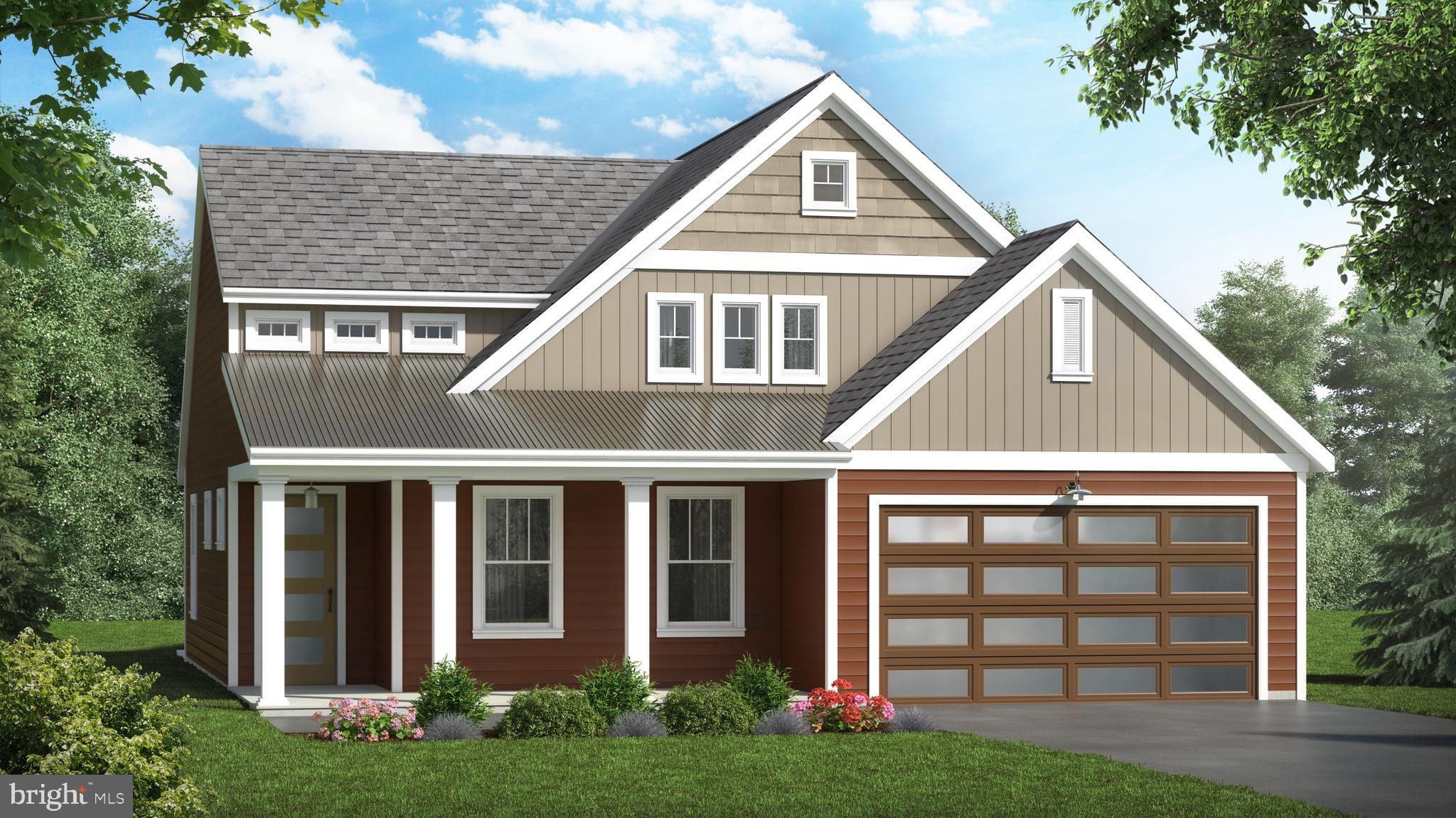 0 THE BAINBRIDGE - ALDEN HOMES AT MOUNTAIN MEADOWS, MYERSTOWN, PA 17067