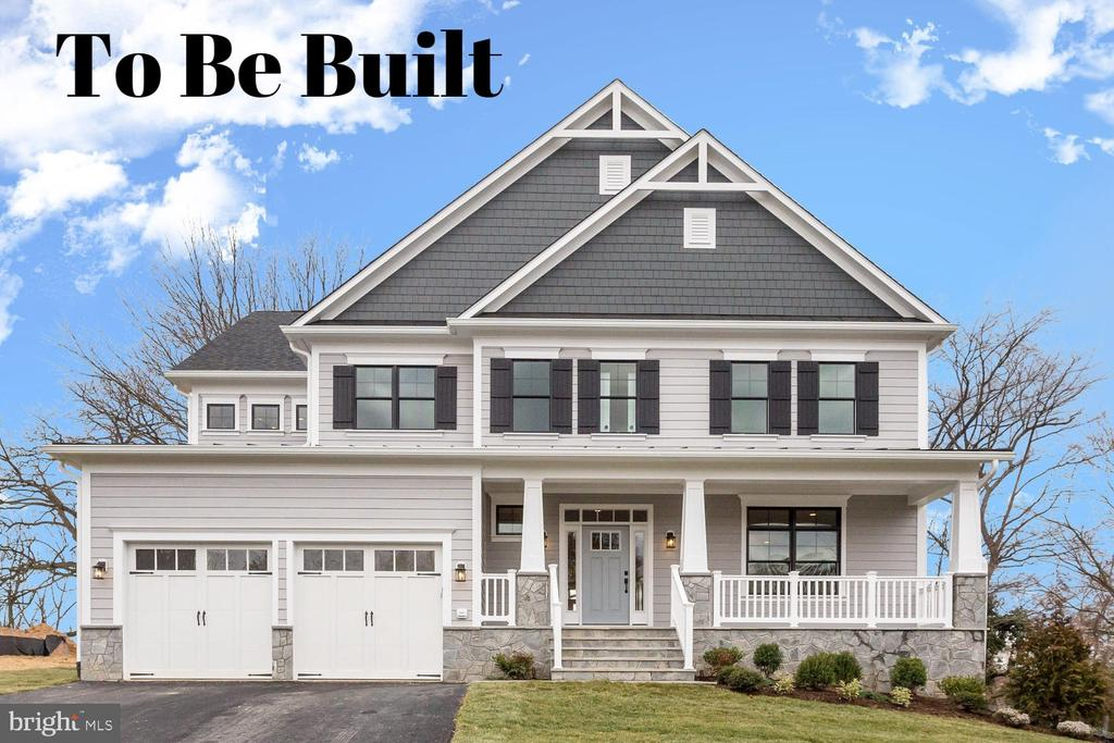 2809  ROSEMARY LANE, Falls Church, Virginia