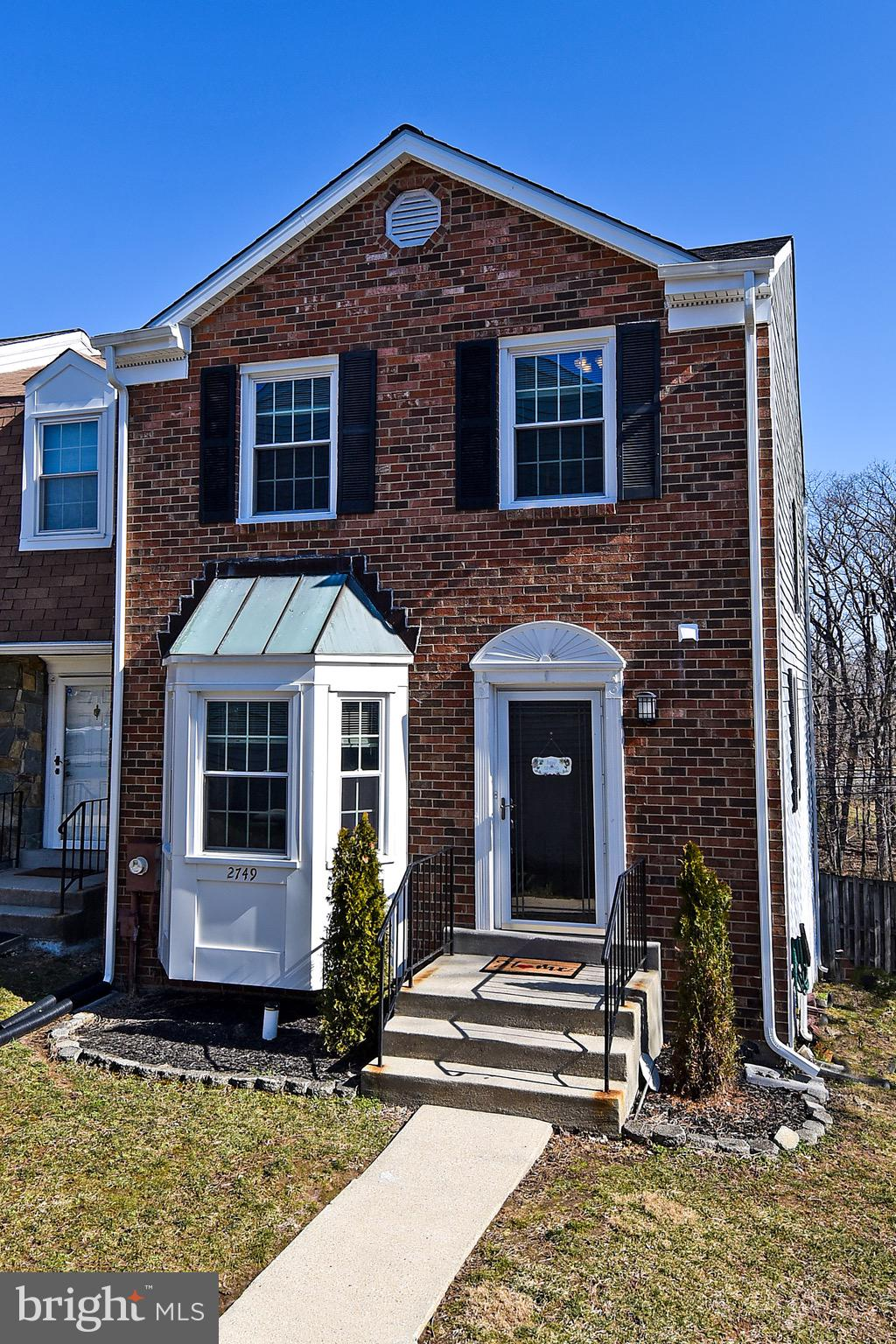 2749 SWEET CLOVER COURT, SILVER SPRING, MD 20904