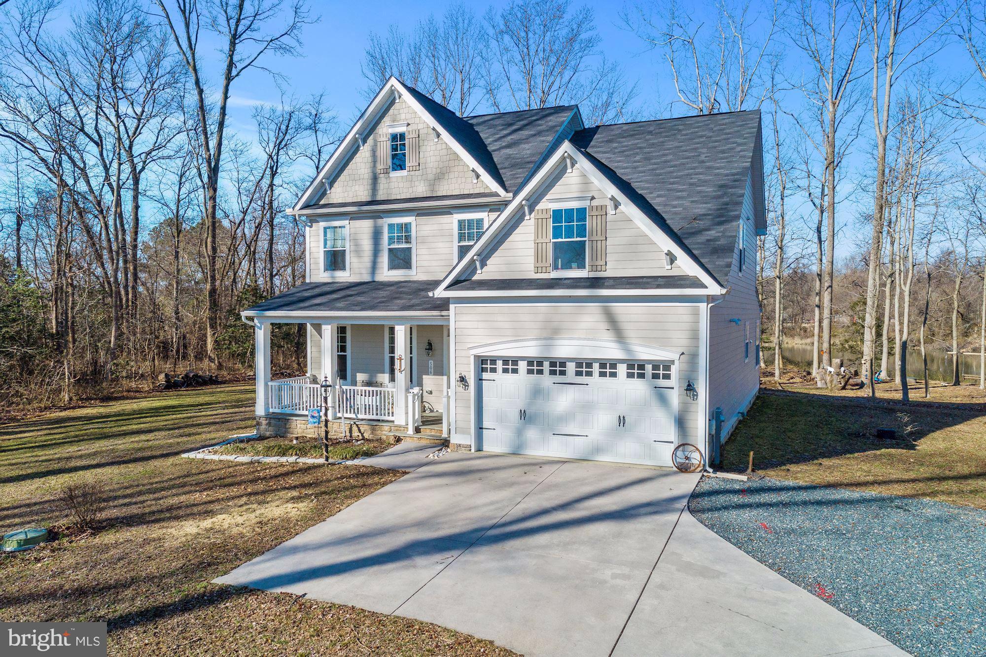 506 DEALE ROAD, DEALE, MD 20751