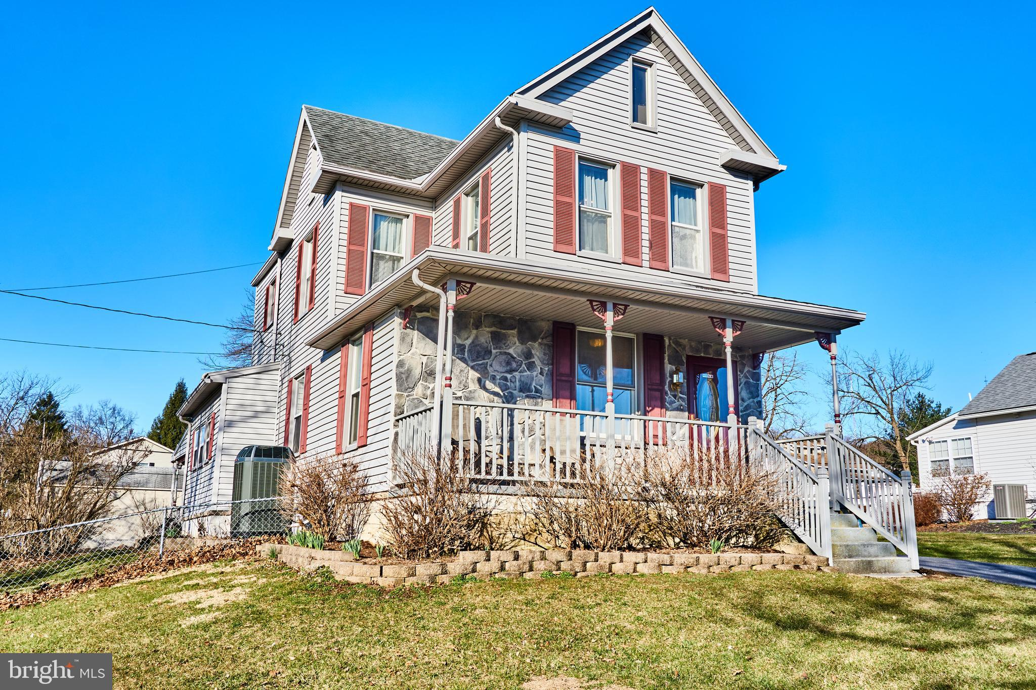 301 2ND STREET, SUMMERDALE, PA 17093