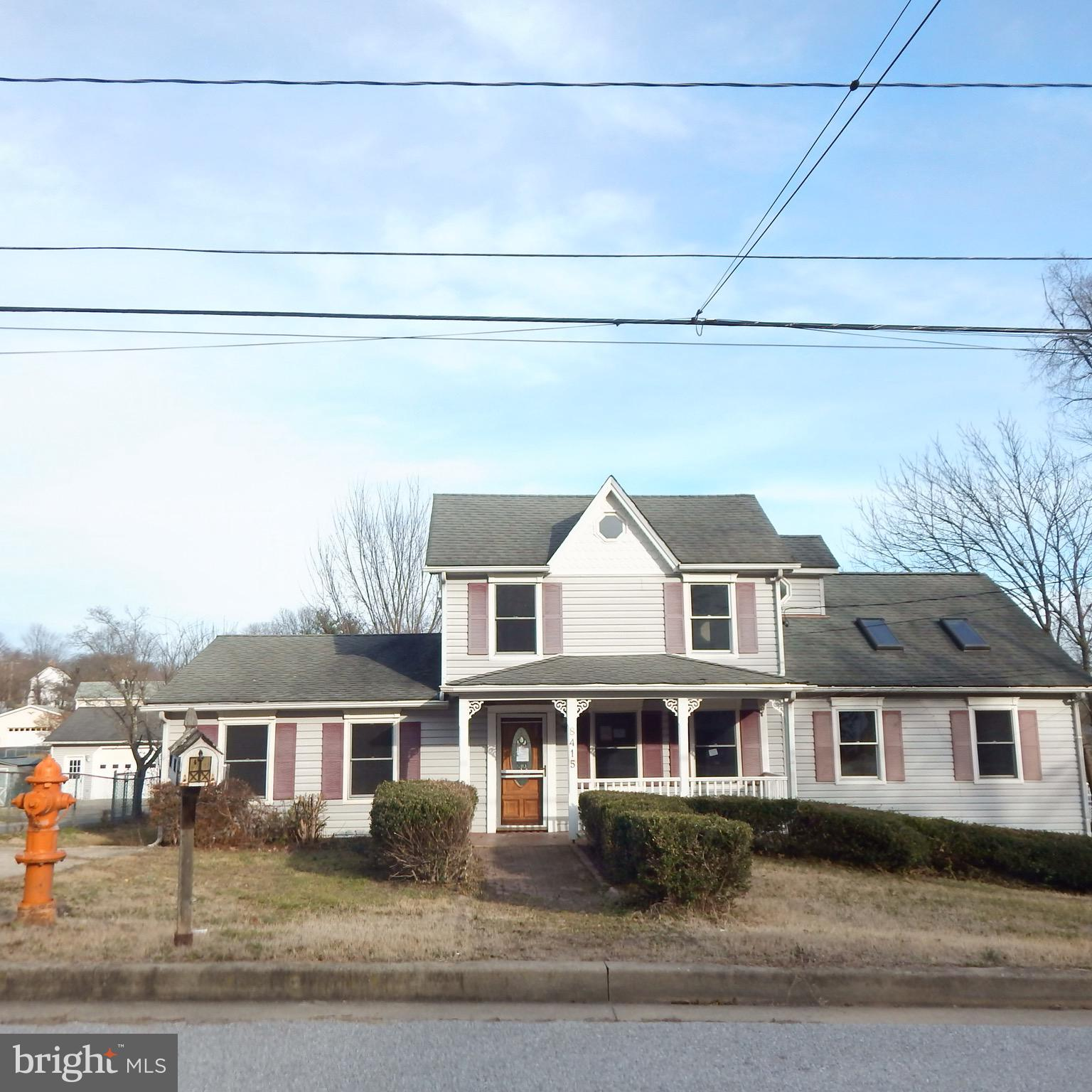 8415 COMMERCIAL STREET, SAVAGE, MD 20763