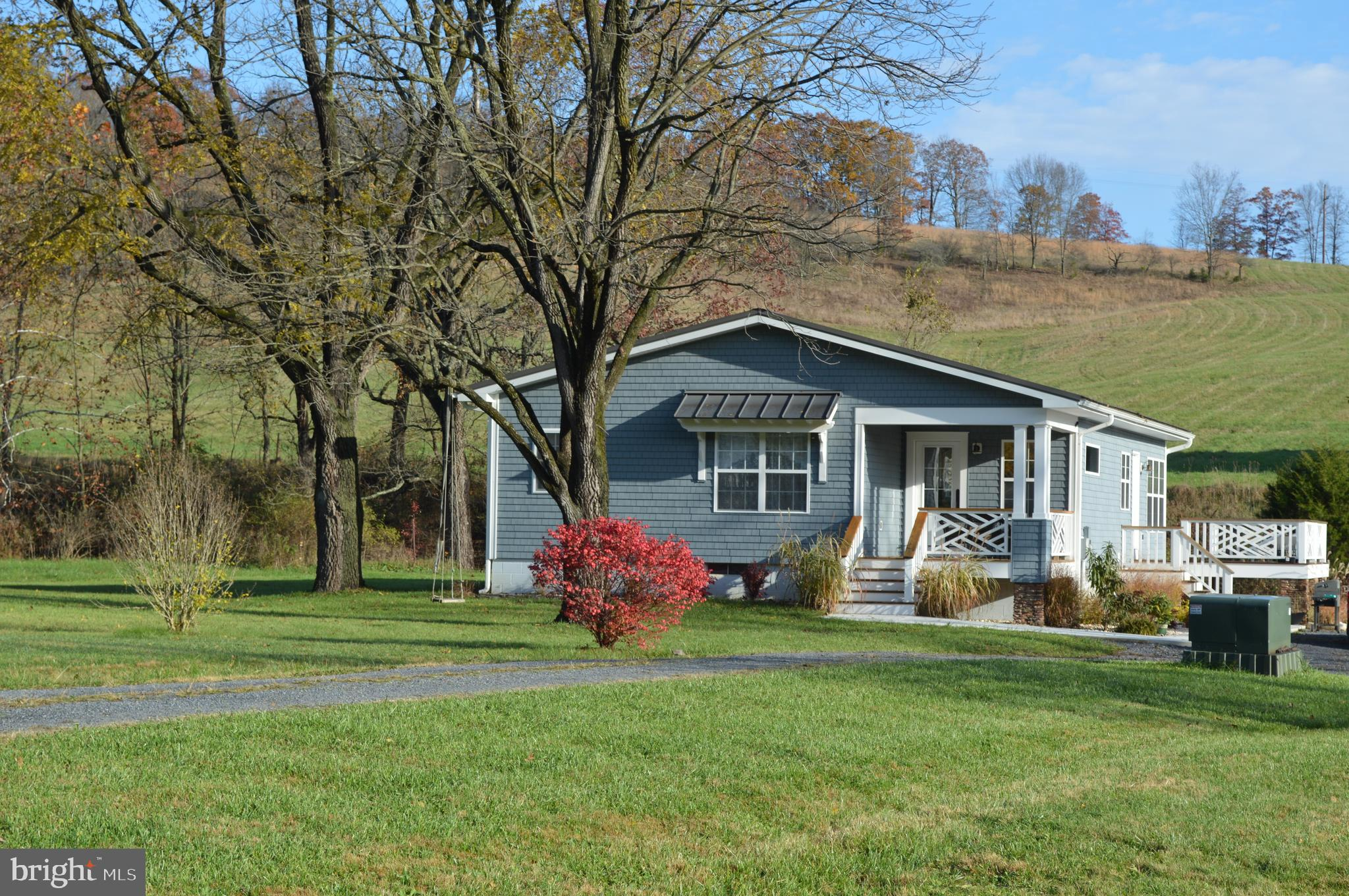 8783 FRANKFORT HIGHWAY, FORT ASHBY, WV 26719