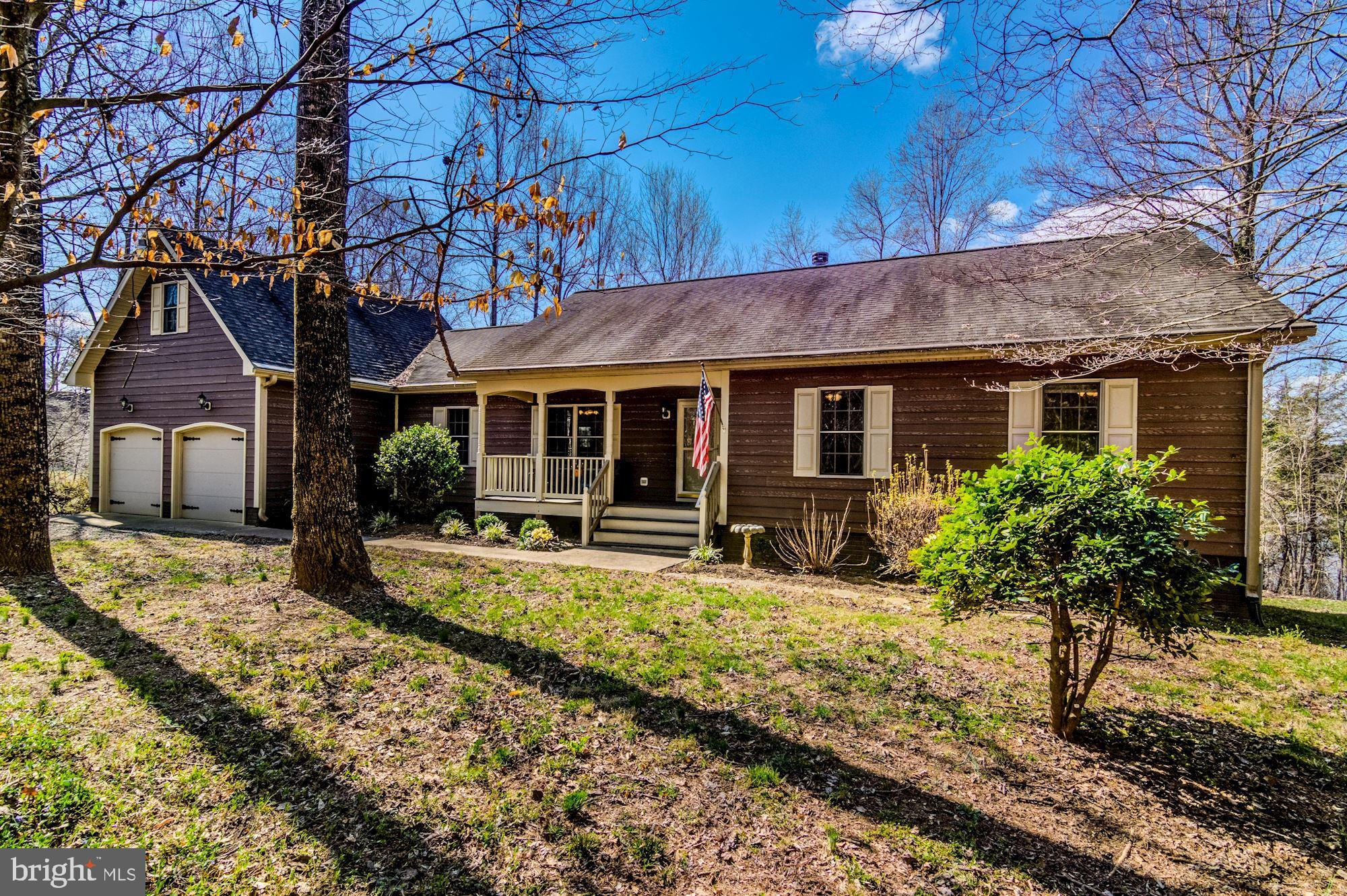 7608 GOVERNORS POINT LANE, UNIONVILLE, VA 22567