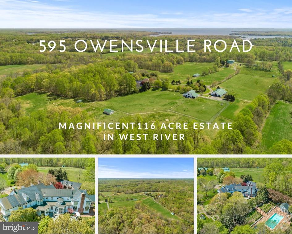595 OWENSVILLE ROAD, WEST RIVER, MD 20778