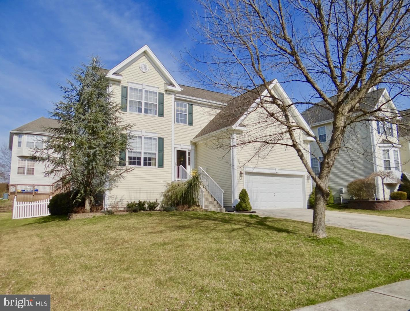 16 LIBERTY TRAIL, DELRAN, NJ 08075
