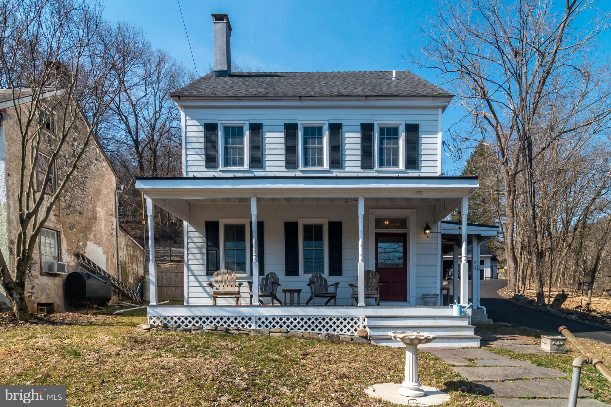 4934 RIVER ROAD, POINT PLEASANT, PA 18950