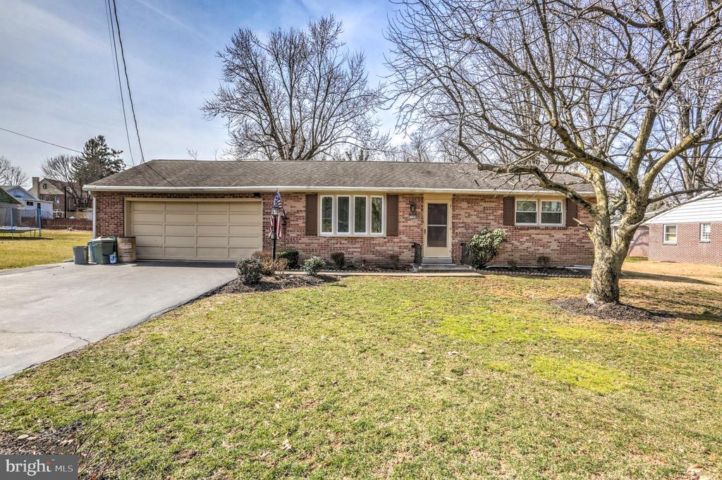 Great Manheim Township home. Finished basement. 2 full baths, 1 half. Huge sunroom & rec. room. Lots of room for entertaining friends & family. Located conveniently close to Rt. 30. Spacious 2-car garage with laundry area. Needs some updating, but plenty of home to work with.