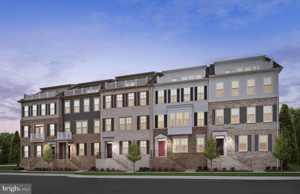 The only Luxury Townhomes offering the best location and lifestyle at Potomac Shores. Live across from the Shores Club pools, gym, and social barn, Potomac Shores Golf Course and Clubhouse/Tidewater Grill. The Crestwind features 3 levels of open space with plenty of storage. 3 and 4 level homes with private roof terraces with optional fireplace, 2 car garage, dream kitchens, and 3-5 bedrooms. Right near the future town center and VRE. Call (703) 552-5347 for more information!
