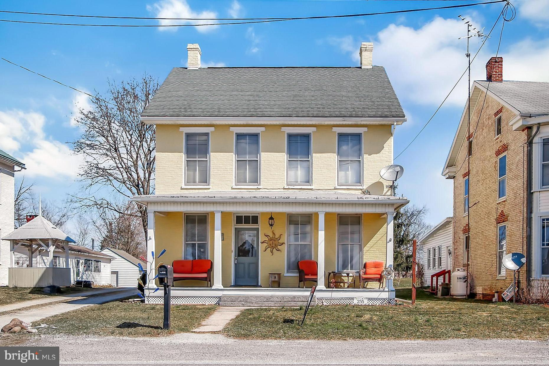 255 OLD ROUTE 30, MC KNIGHTSTOWN, PA 17343