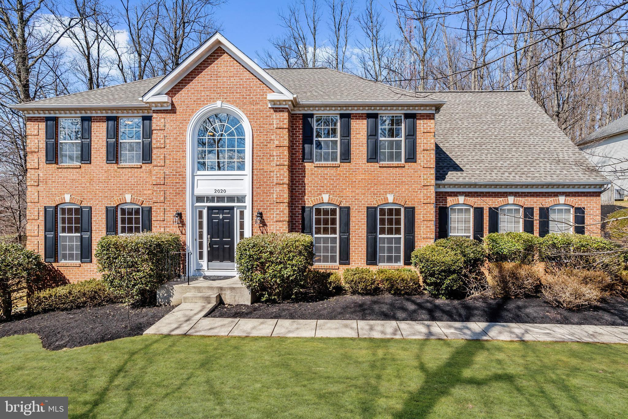 2020 MEADOW TREE COURT, COOKSVILLE, MD 21723