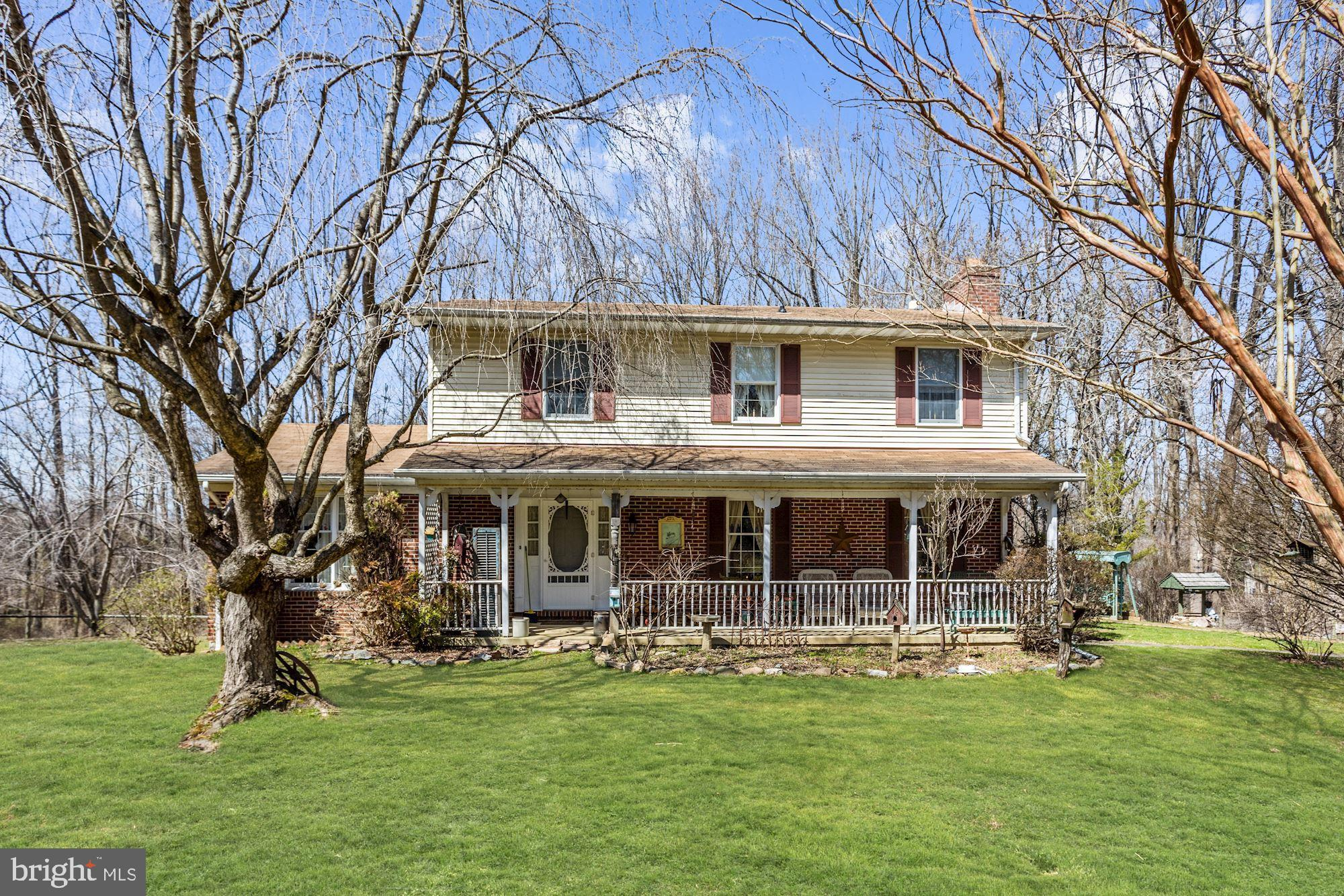 11632 FRANKLINVILLE ROAD, UPPER FALLS, MD 21156